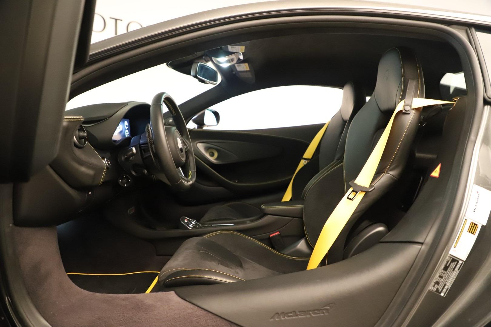 Used 2017 McLaren 570S Coupe For Sale In Westport, CT 3361_p15