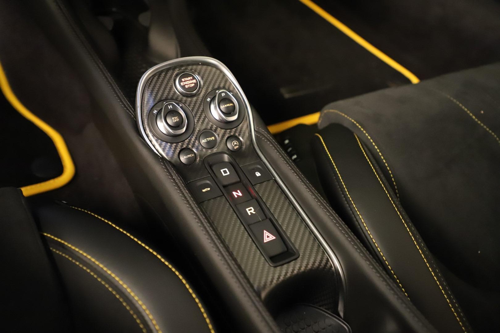 Used 2017 McLaren 570S Coupe For Sale In Westport, CT 3361_p19
