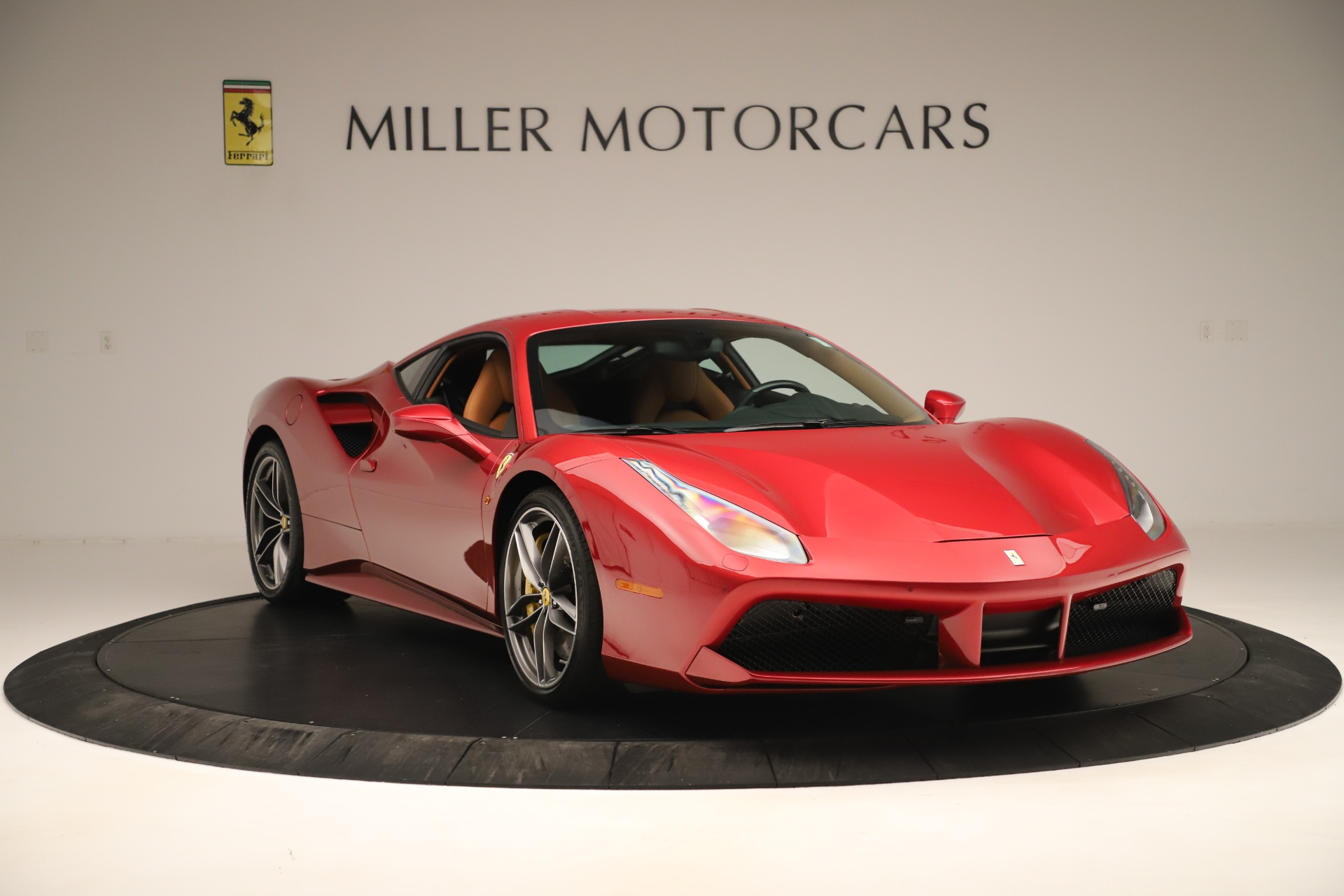 Used 2018 Ferrari 488 GTB  For Sale In Westport, CT 3362_p11