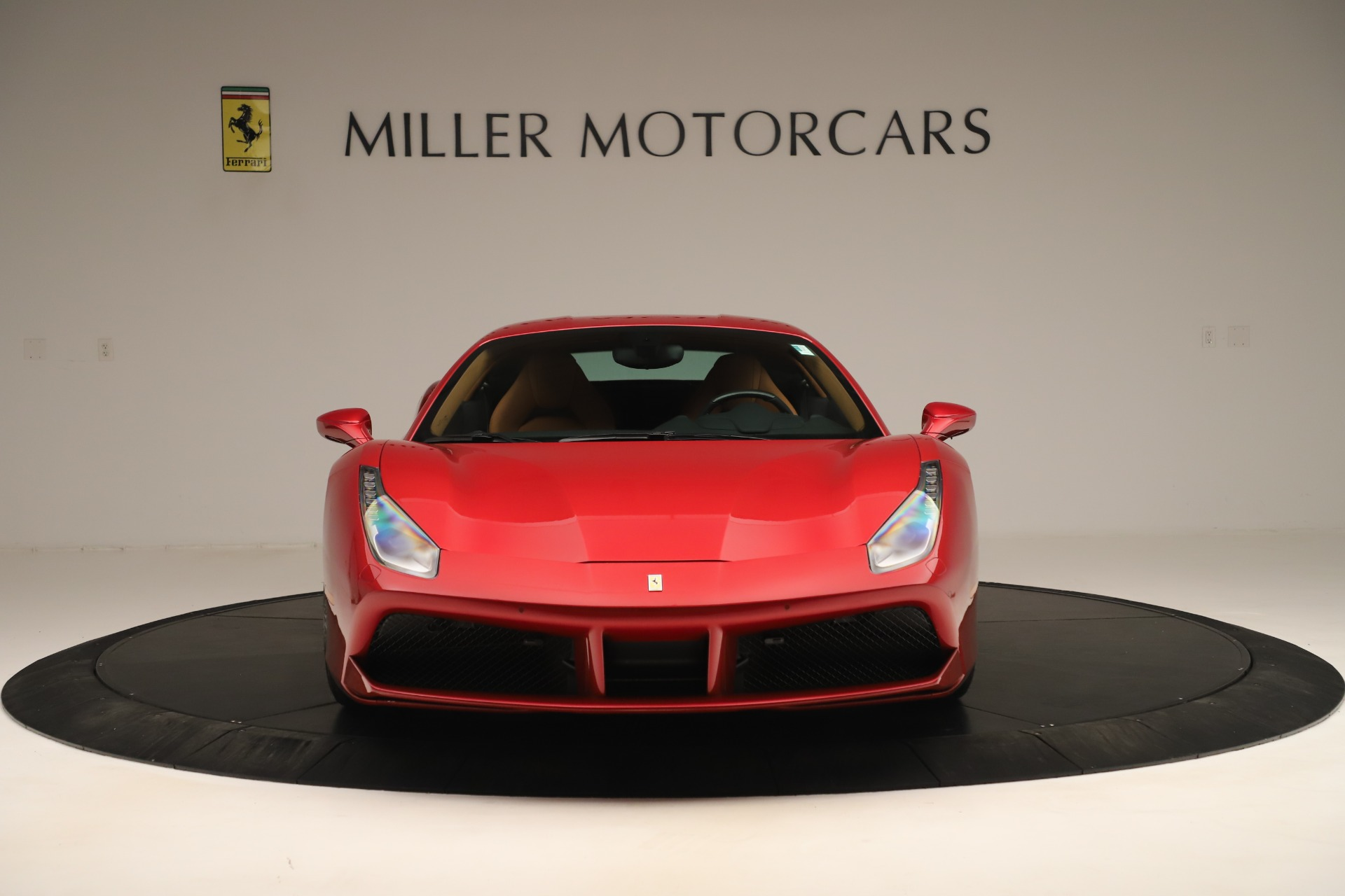 Used 2018 Ferrari 488 GTB  For Sale In Westport, CT 3362_p12