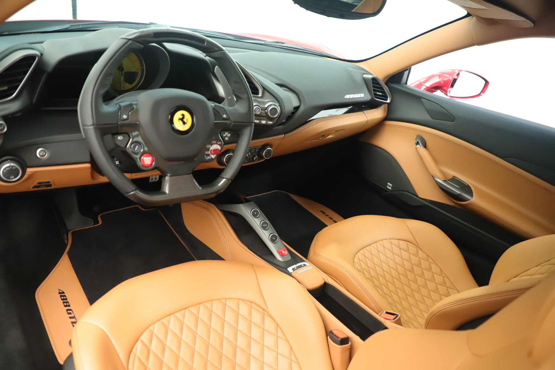 Used 2018 Ferrari 488 GTB  For Sale In Westport, CT 3362_p14