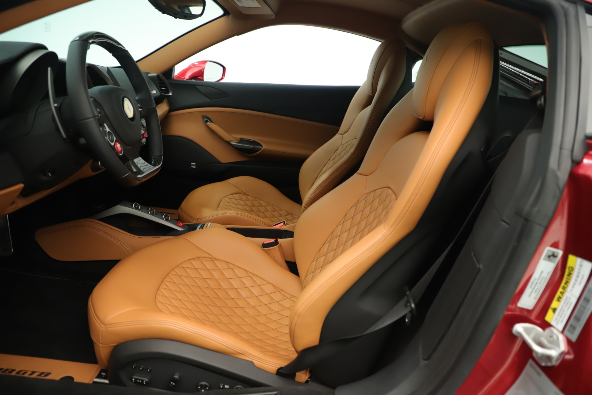 Used 2018 Ferrari 488 GTB  For Sale In Westport, CT 3362_p15