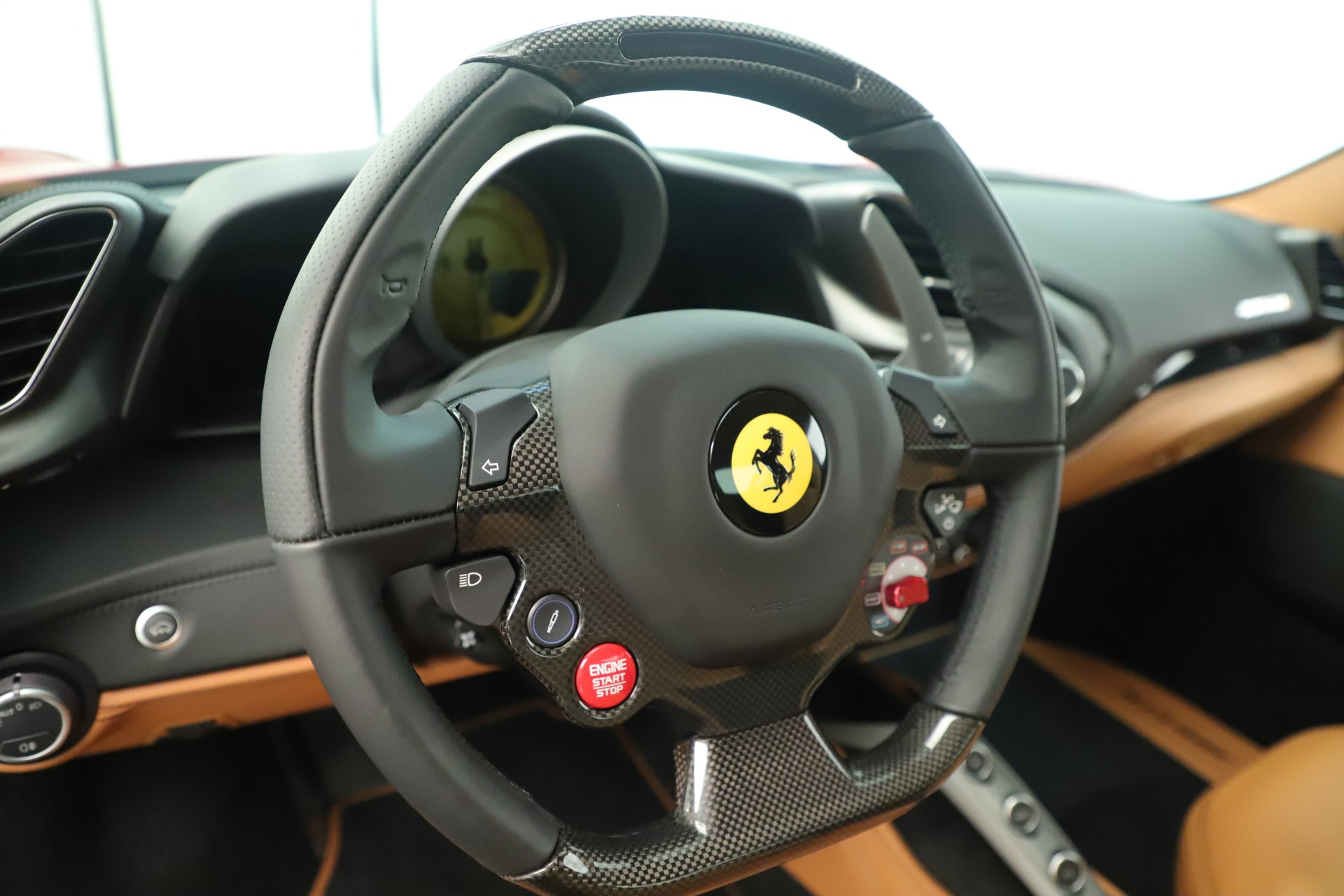 Used 2018 Ferrari 488 GTB  For Sale In Westport, CT 3362_p23