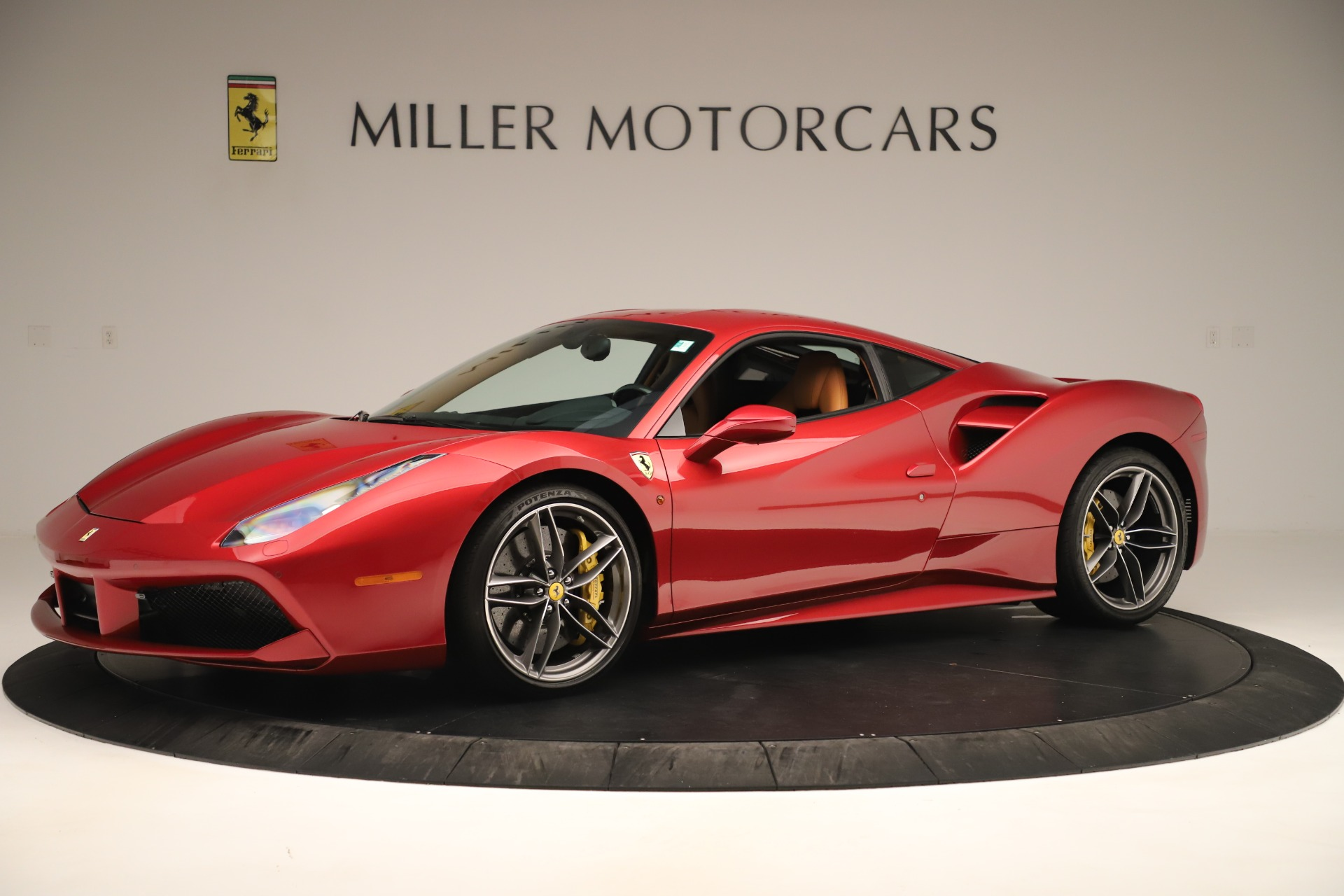 Used 2018 Ferrari 488 GTB  For Sale In Westport, CT 3362_p2