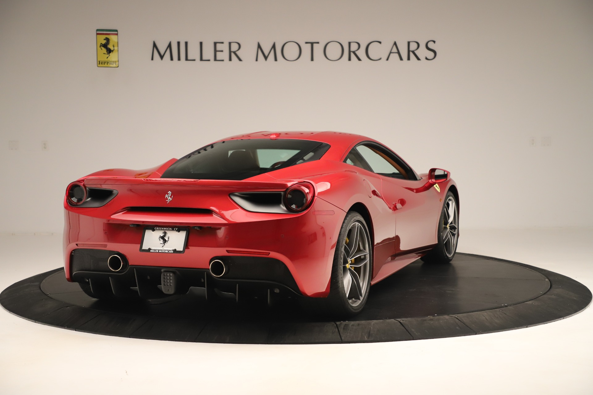 Used 2018 Ferrari 488 GTB  For Sale In Westport, CT 3362_p7