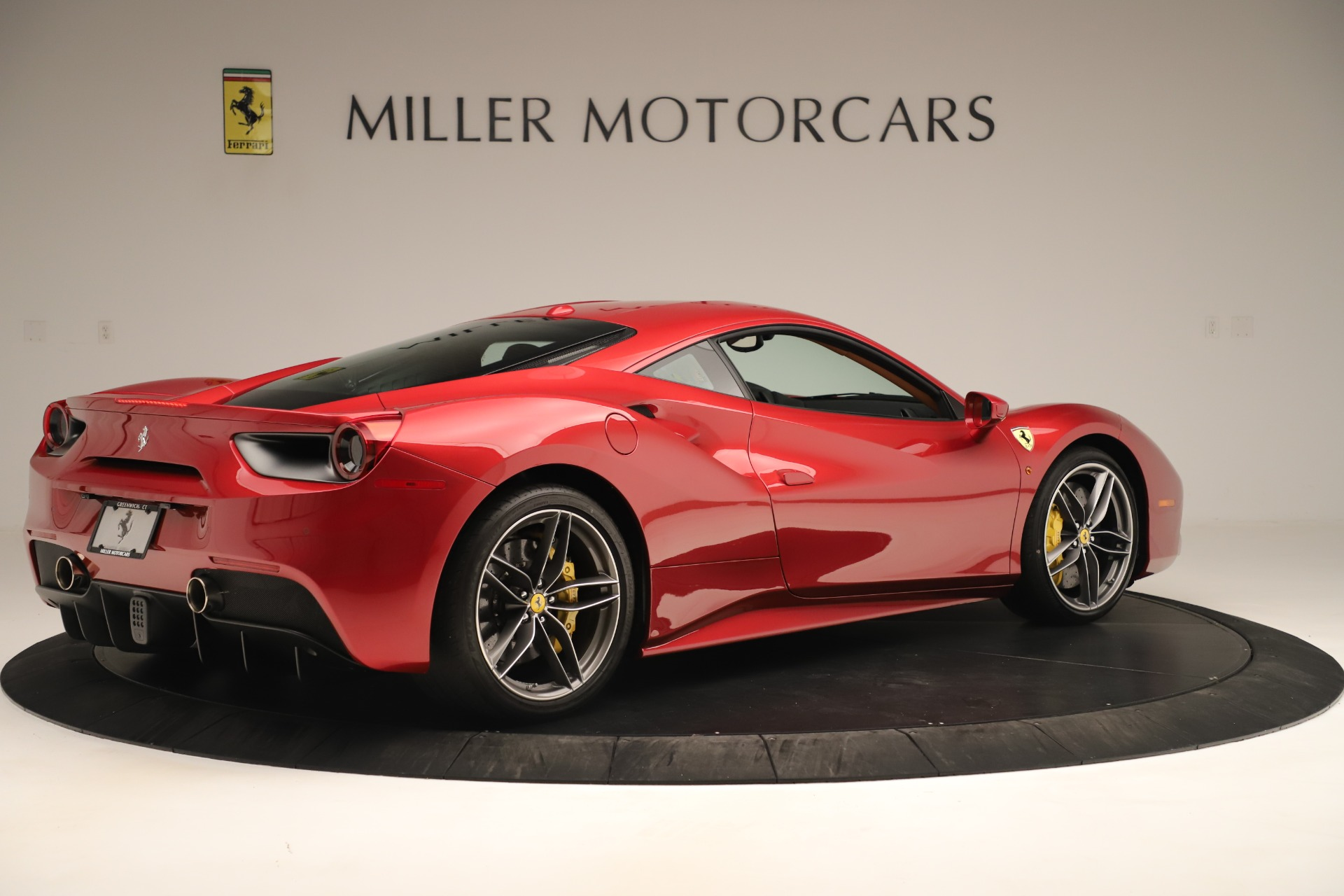 Used 2018 Ferrari 488 GTB  For Sale In Westport, CT 3362_p8