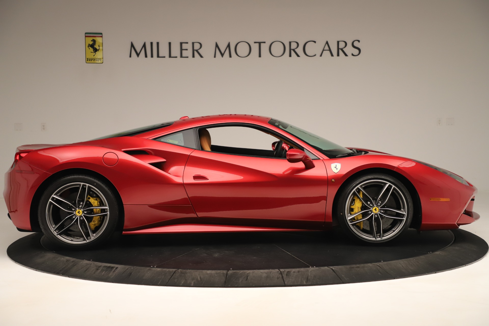 Used 2018 Ferrari 488 GTB  For Sale In Westport, CT 3362_p9