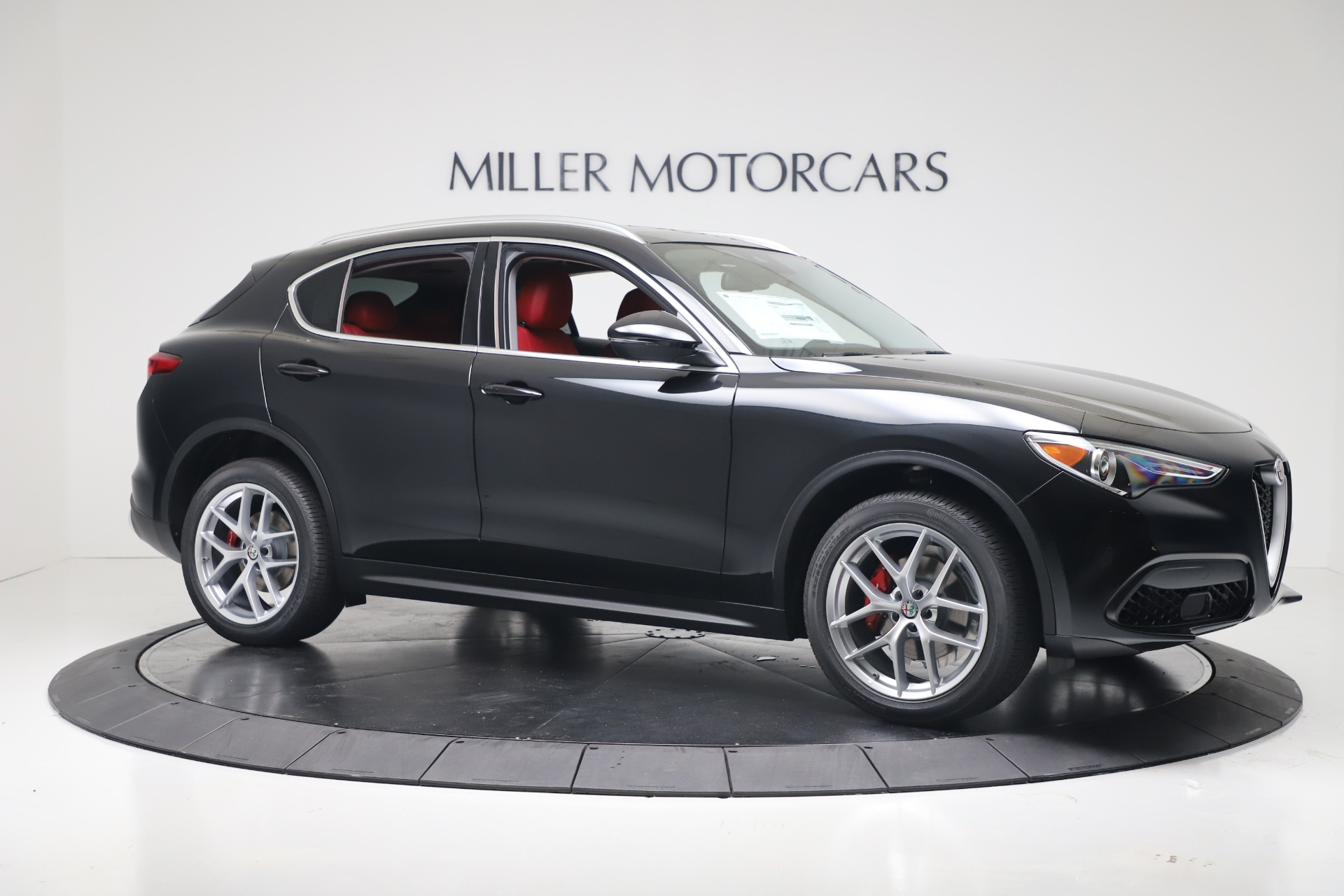 New 2019 Alfa Romeo Stelvio Ti Q4 For Sale In Westport, CT 3363_p10