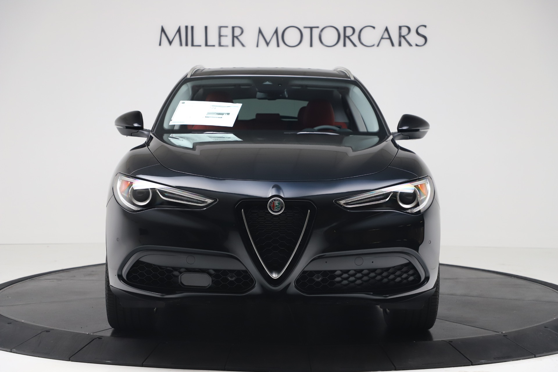 New 2019 Alfa Romeo Stelvio Ti Q4 For Sale In Westport, CT 3363_p12