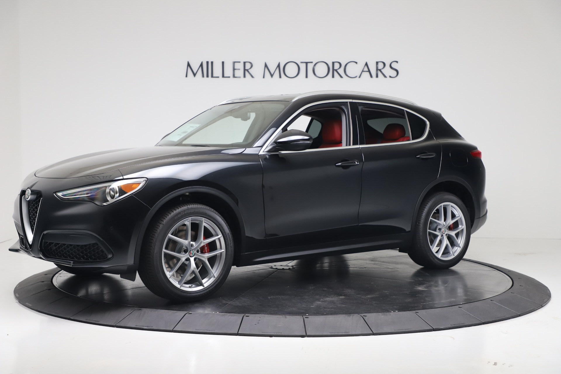 New 2019 Alfa Romeo Stelvio Ti Q4 For Sale In Westport, CT 3363_p2