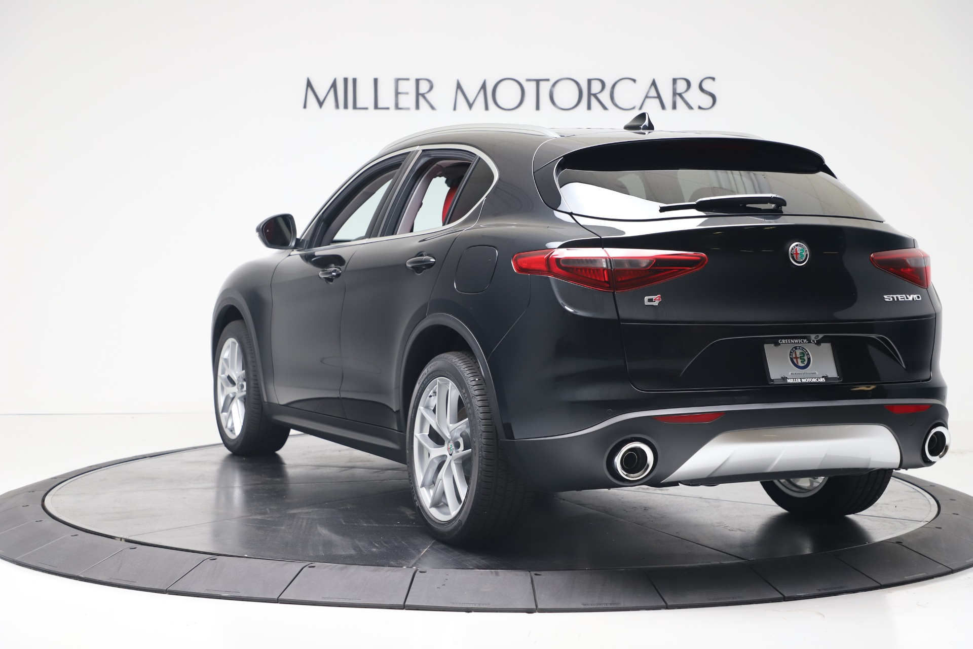 New 2019 Alfa Romeo Stelvio Ti Q4 For Sale In Westport, CT 3363_p5