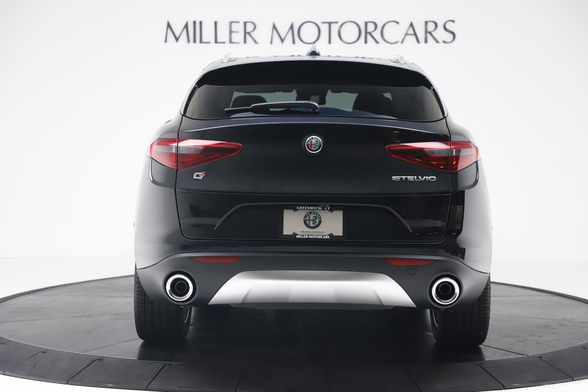 New 2019 Alfa Romeo Stelvio Ti Q4 For Sale In Westport, CT 3363_p6