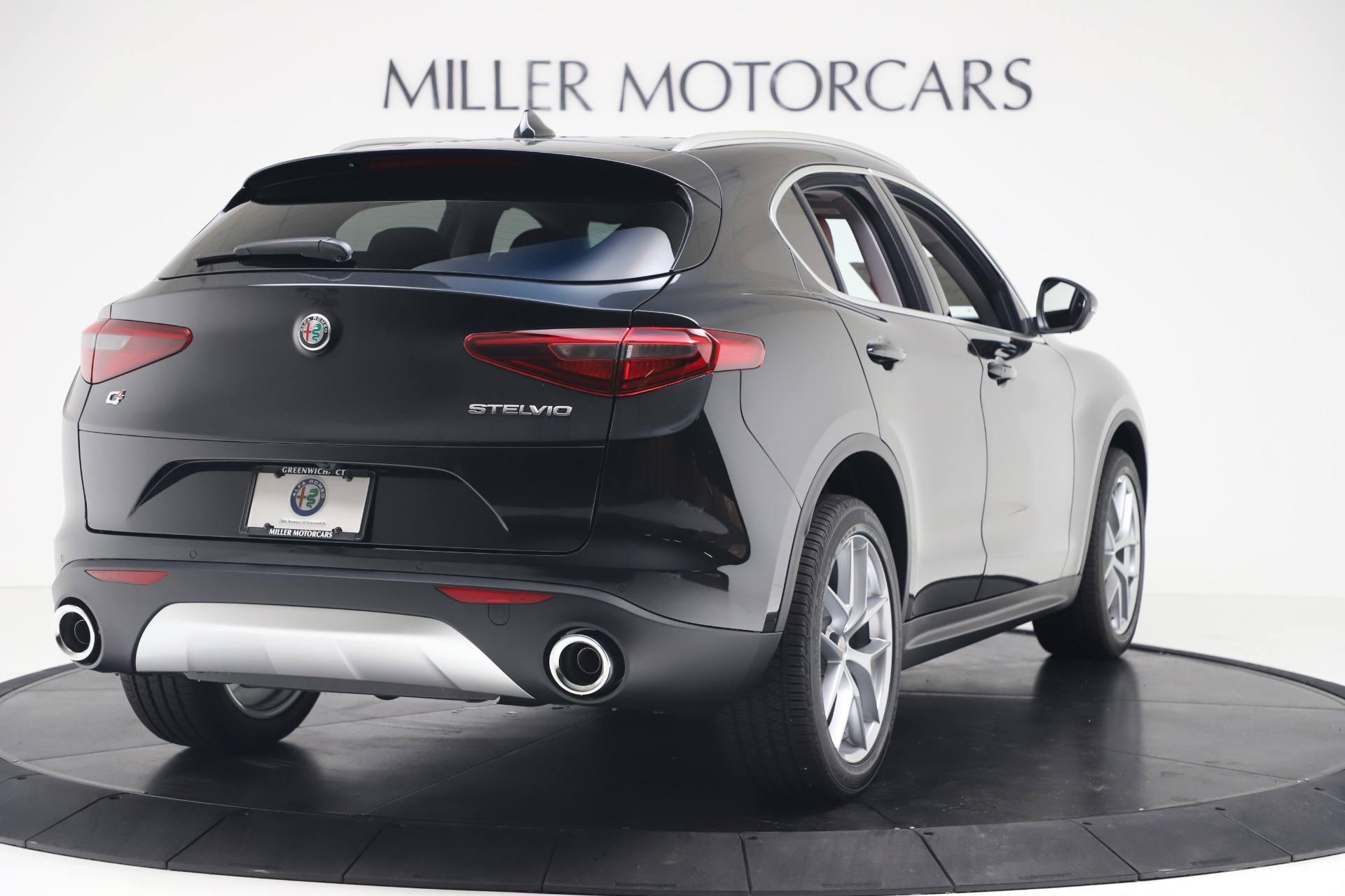 New 2019 Alfa Romeo Stelvio Ti Q4 For Sale In Westport, CT 3363_p7