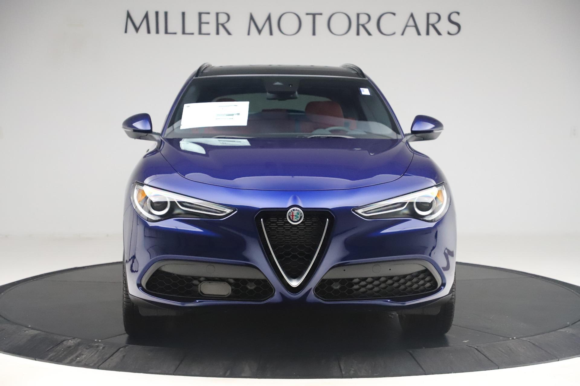 New 2019 Alfa Romeo Stelvio Ti Sport Q4 For Sale In Westport, CT 3364_p12