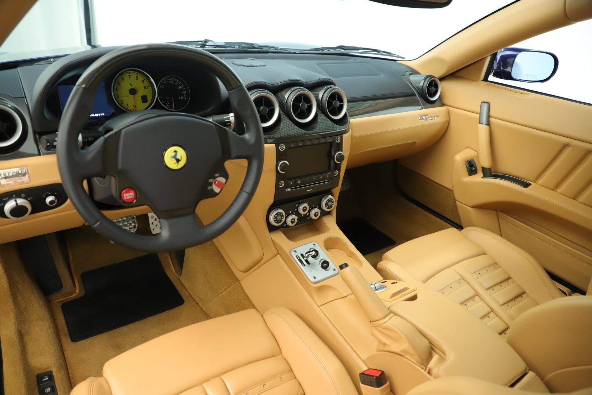 Used 2009 Ferrari 612 Scaglietti OTO For Sale In Westport, CT 3365_p14
