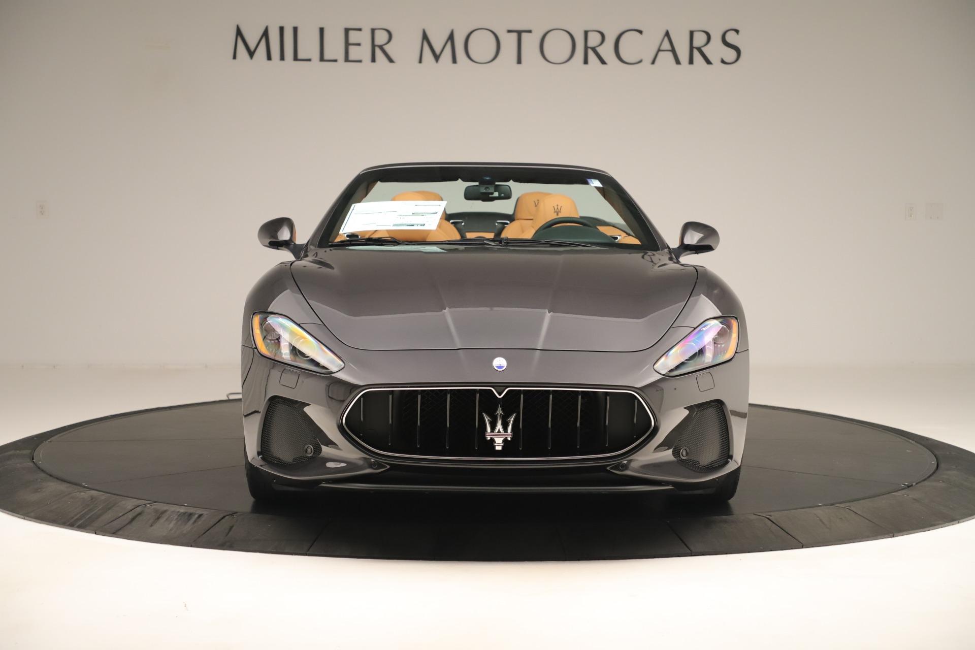 New 2019 Maserati GranTurismo Sport Convertible For Sale In Westport, CT 3367_p12