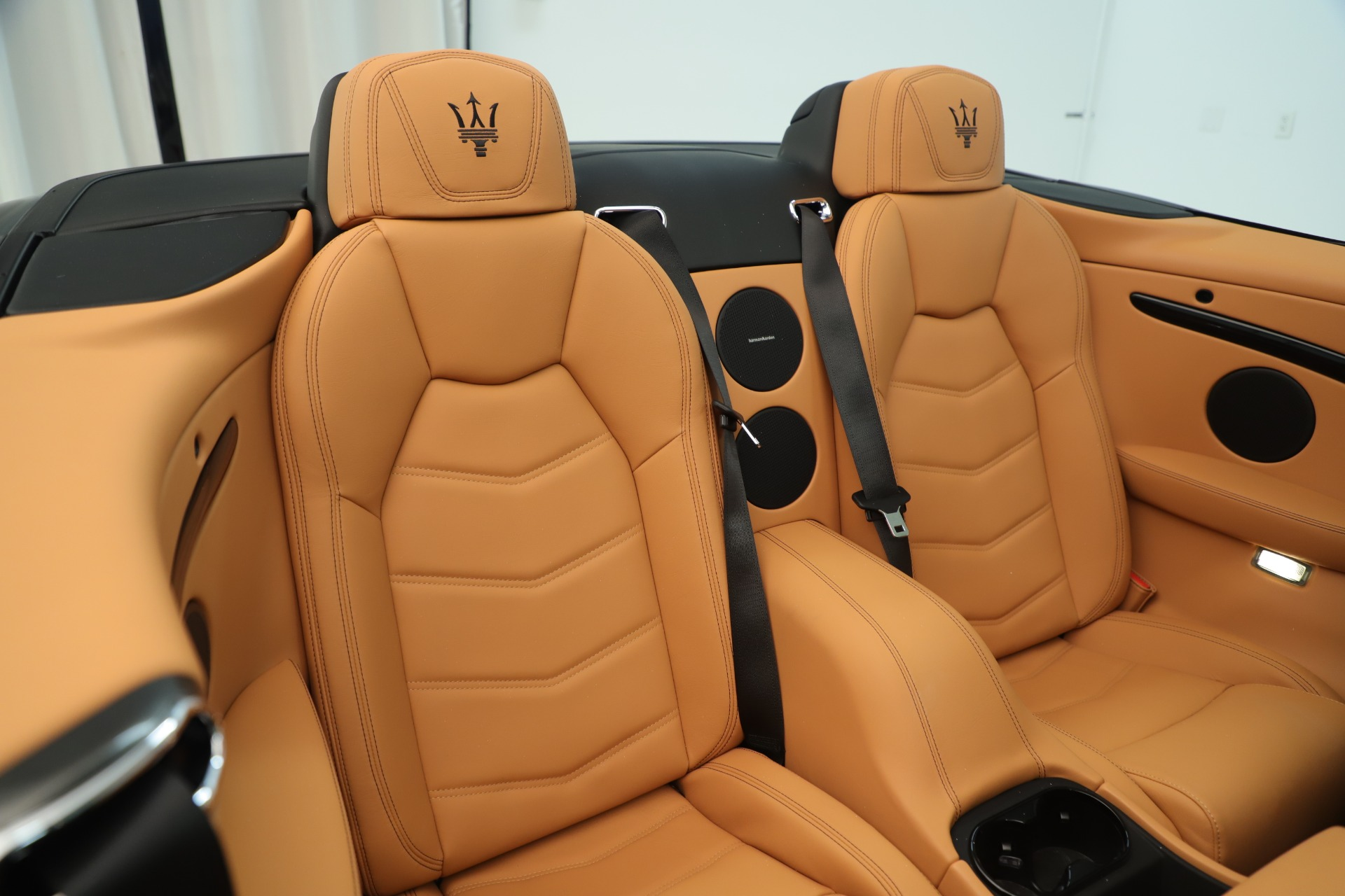 New 2019 Maserati GranTurismo Sport Convertible For Sale In Westport, CT 3367_p29