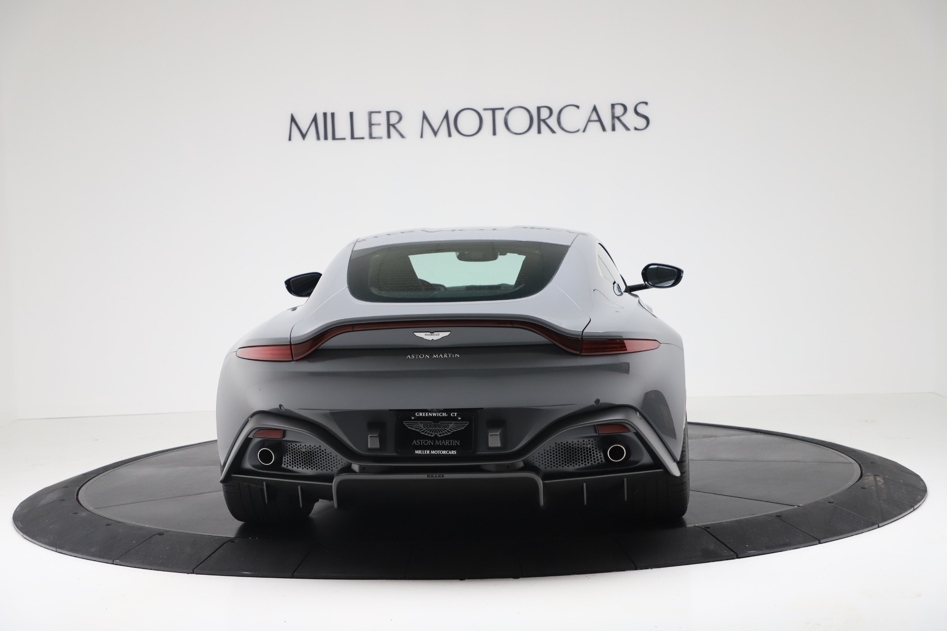 New 2020 Aston Martin Vantage Coupe For Sale In Westport, CT 3368_p4