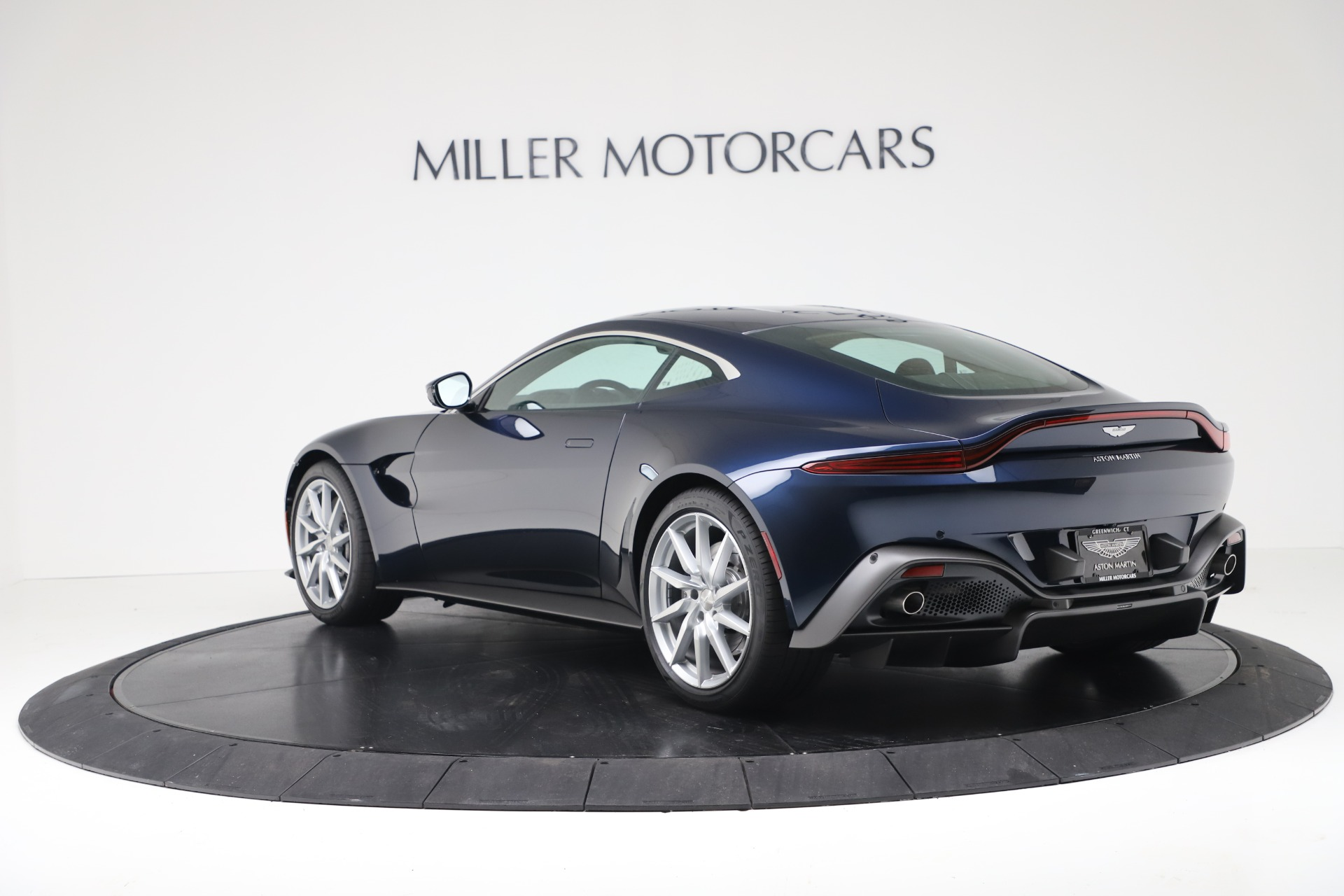 New 2020 Aston Martin Vantage V8 For Sale In Westport, CT 3369_p3