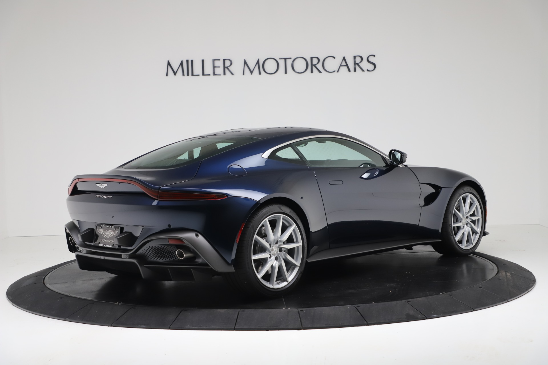 New 2020 Aston Martin Vantage V8 For Sale In Westport, CT 3369_p5