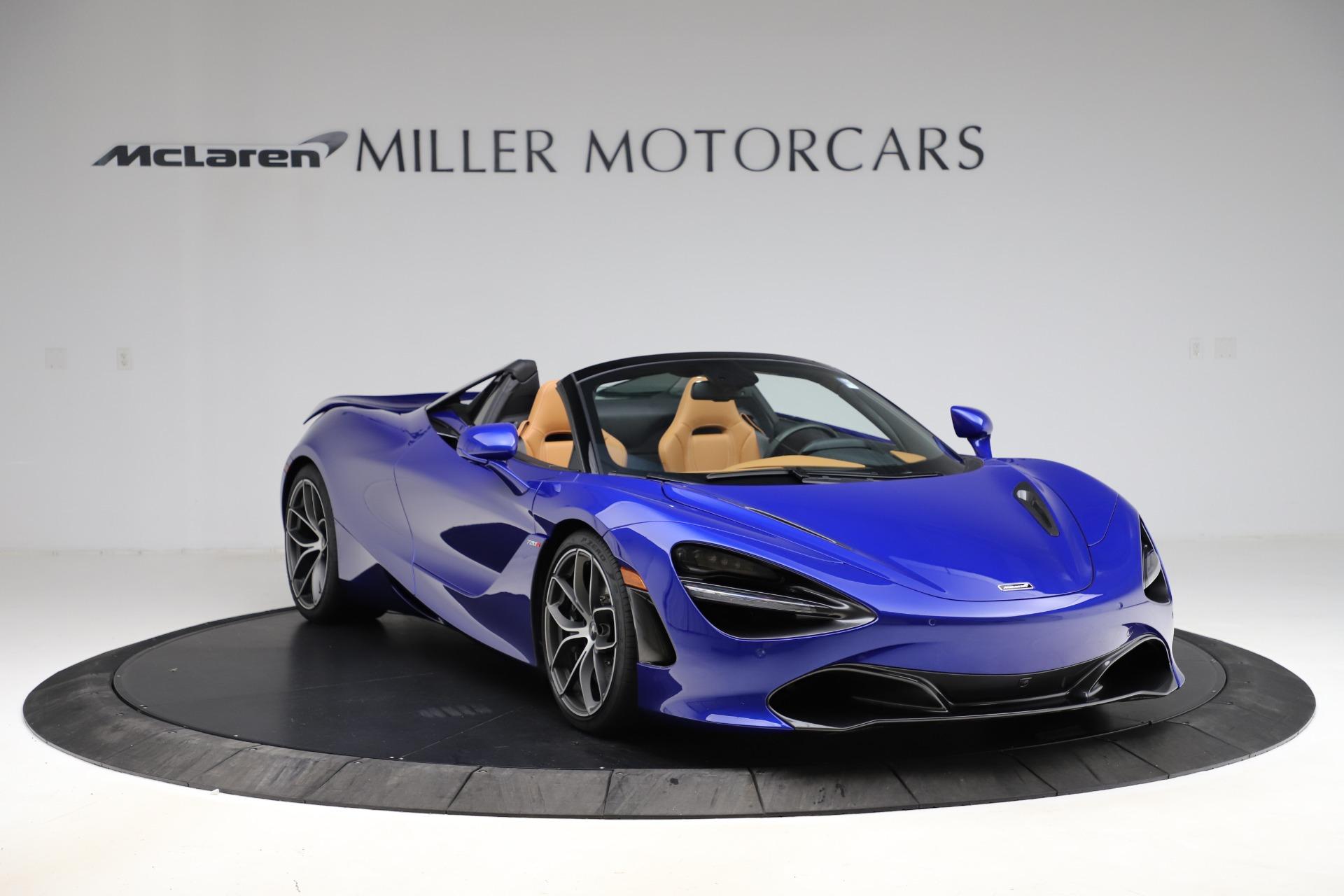 New 2020 McLaren 720S Spider For Sale In Westport, CT 3370_p11