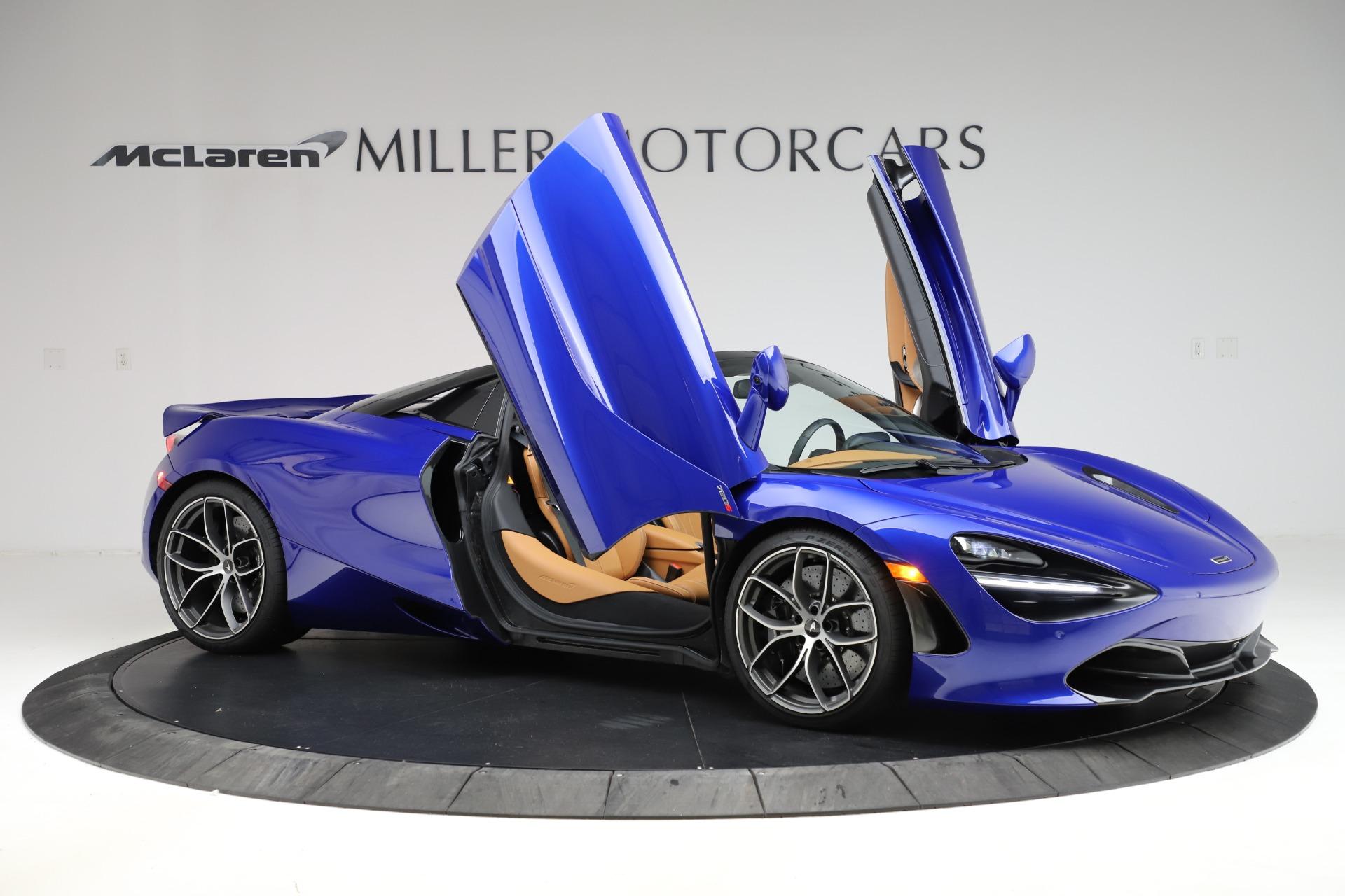 New 2020 McLaren 720S Spider For Sale In Westport, CT 3370_p15