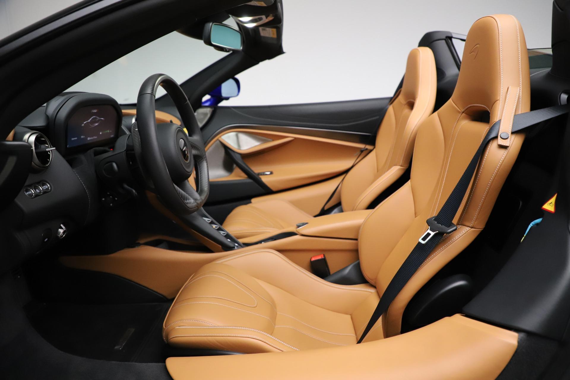 New 2020 McLaren 720S Spider For Sale In Westport, CT 3370_p23