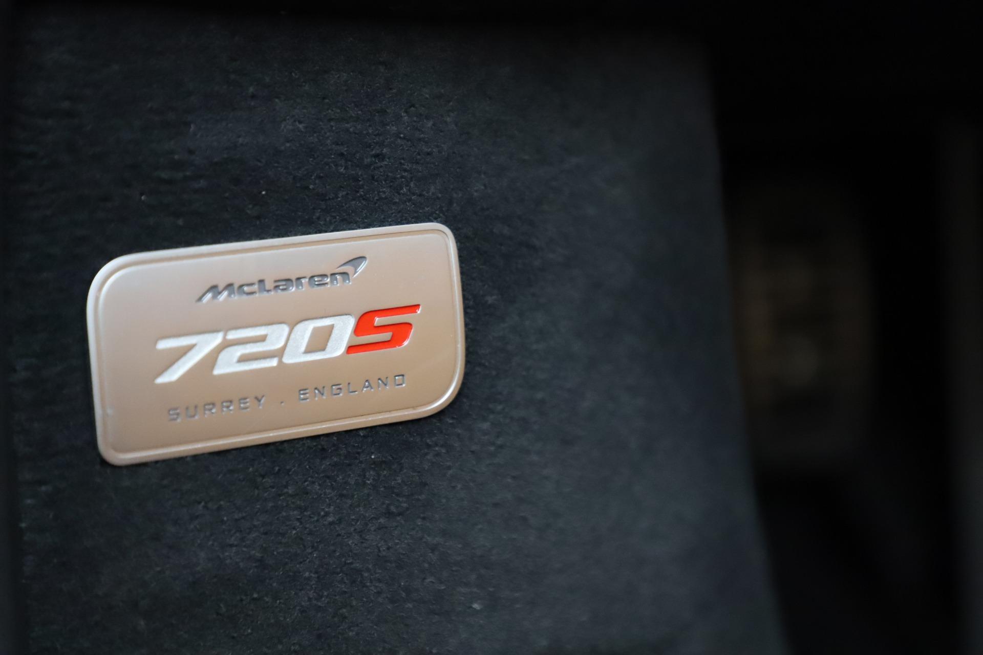 New 2020 McLaren 720S Spider For Sale In Westport, CT 3370_p27
