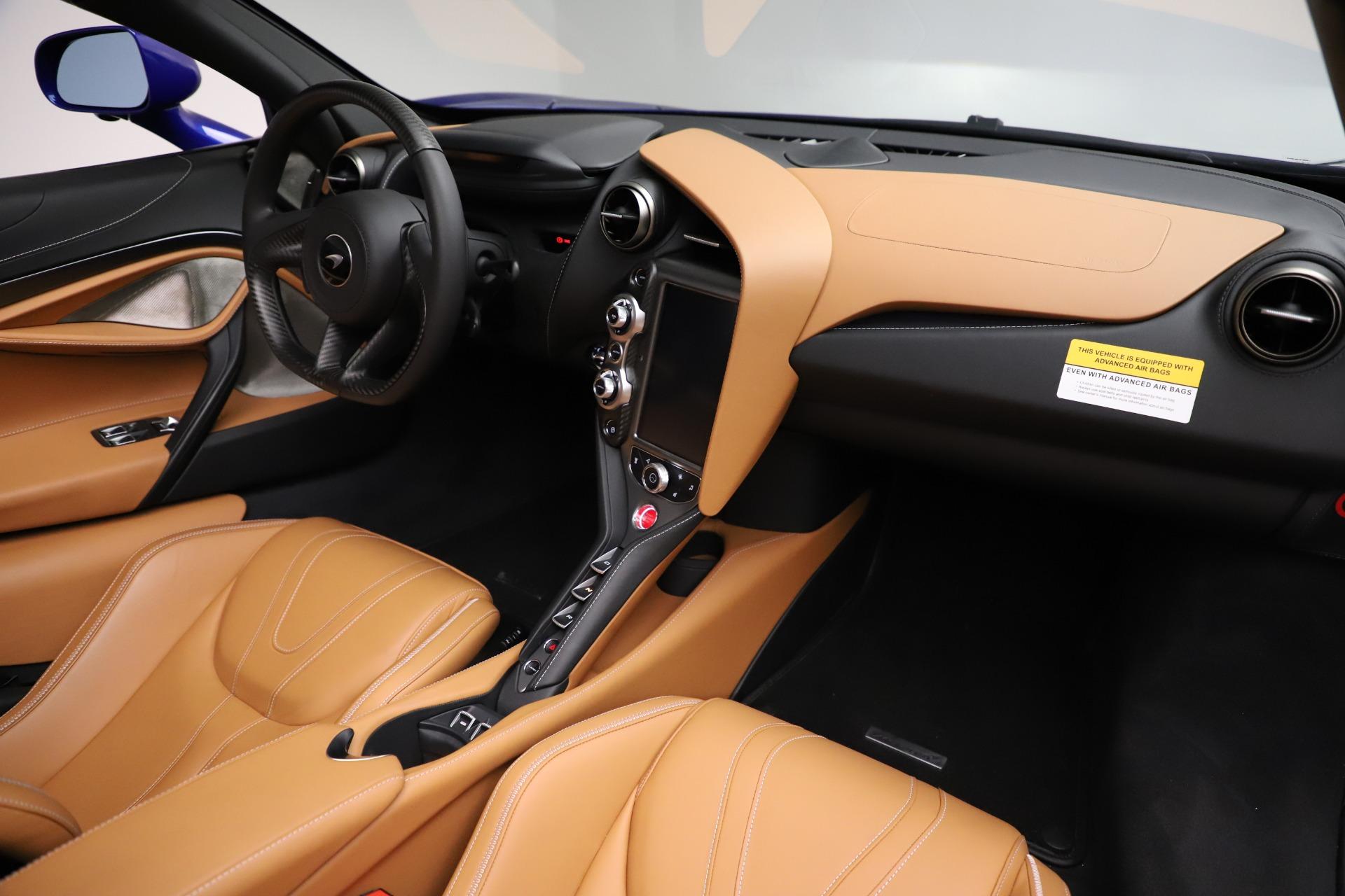 New 2020 McLaren 720S Spider For Sale In Westport, CT 3370_p29