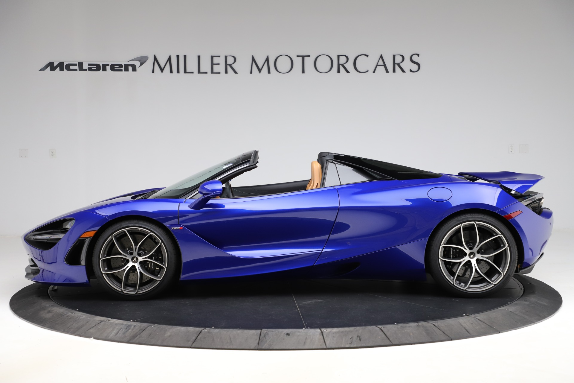 New 2020 McLaren 720S Spider For Sale In Westport, CT 3370_p3