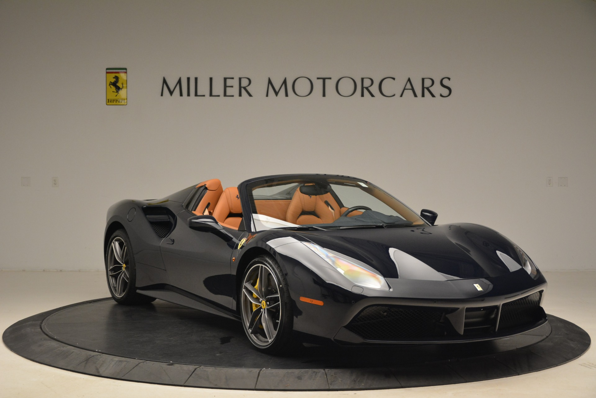 Used 2018 Ferrari 488 Spider  For Sale In Westport, CT 3371_p11