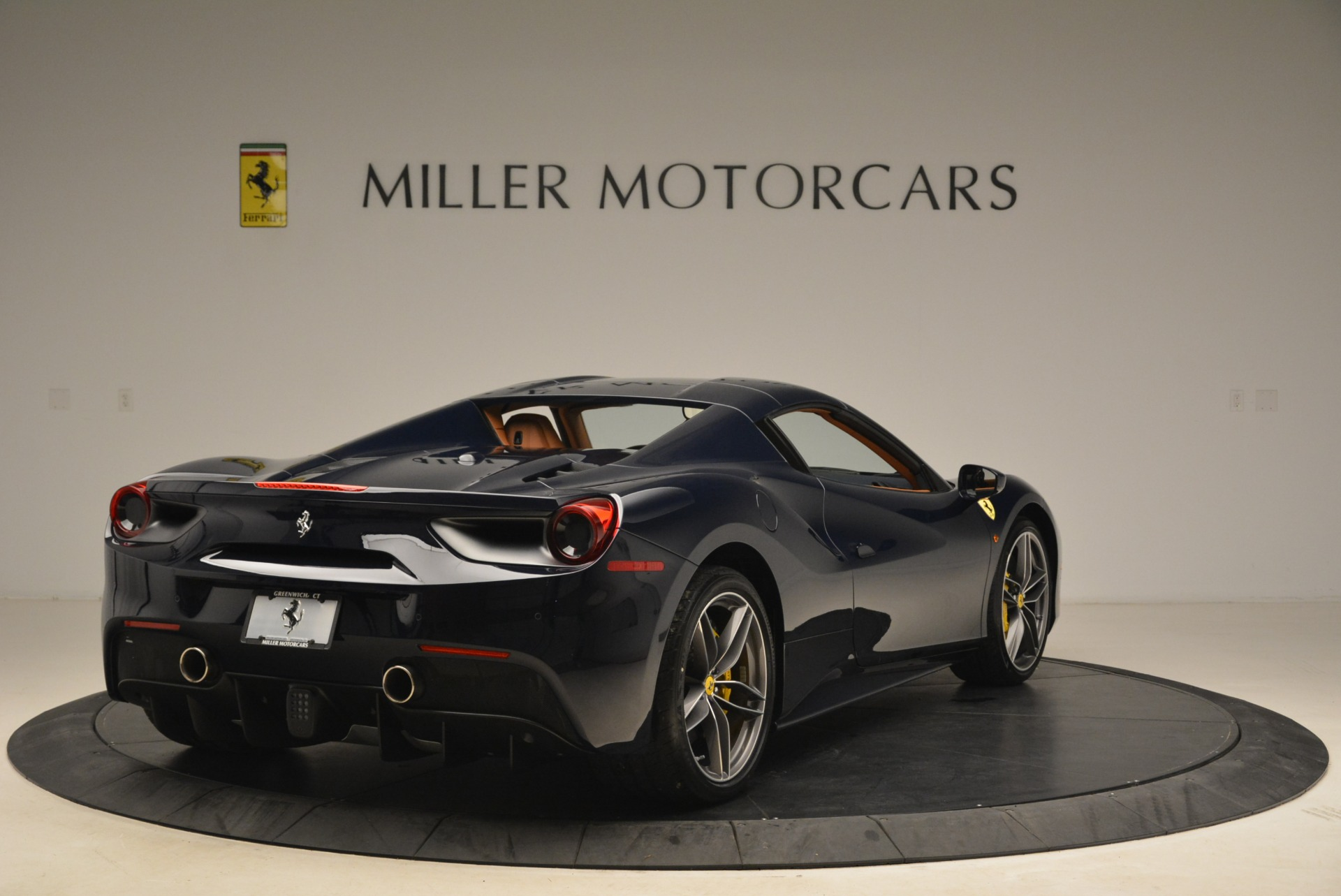 Used 2018 Ferrari 488 Spider  For Sale In Westport, CT 3371_p19