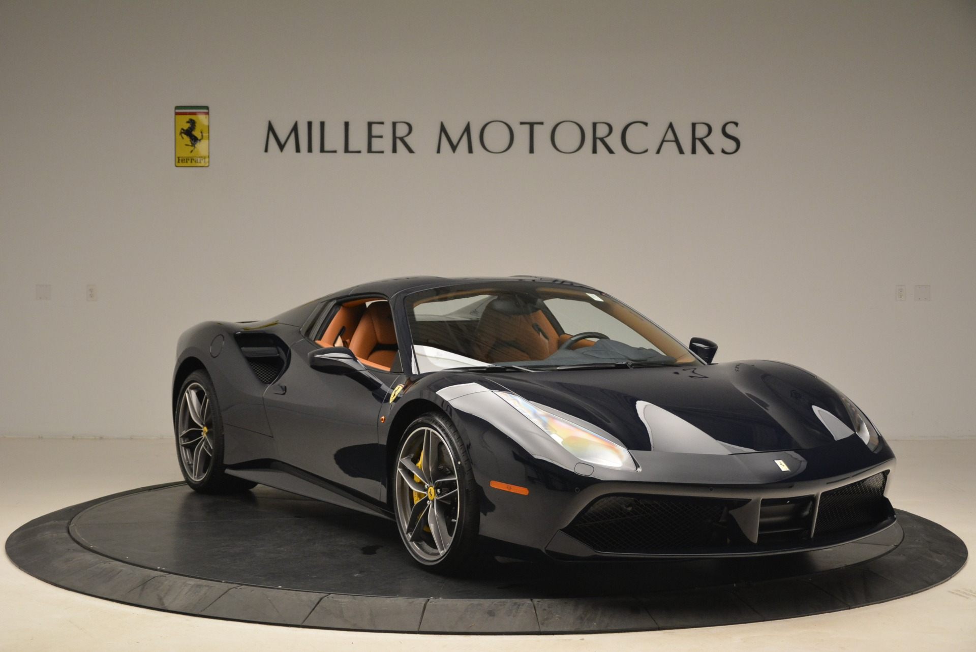 Used 2018 Ferrari 488 Spider  For Sale In Westport, CT 3371_p23