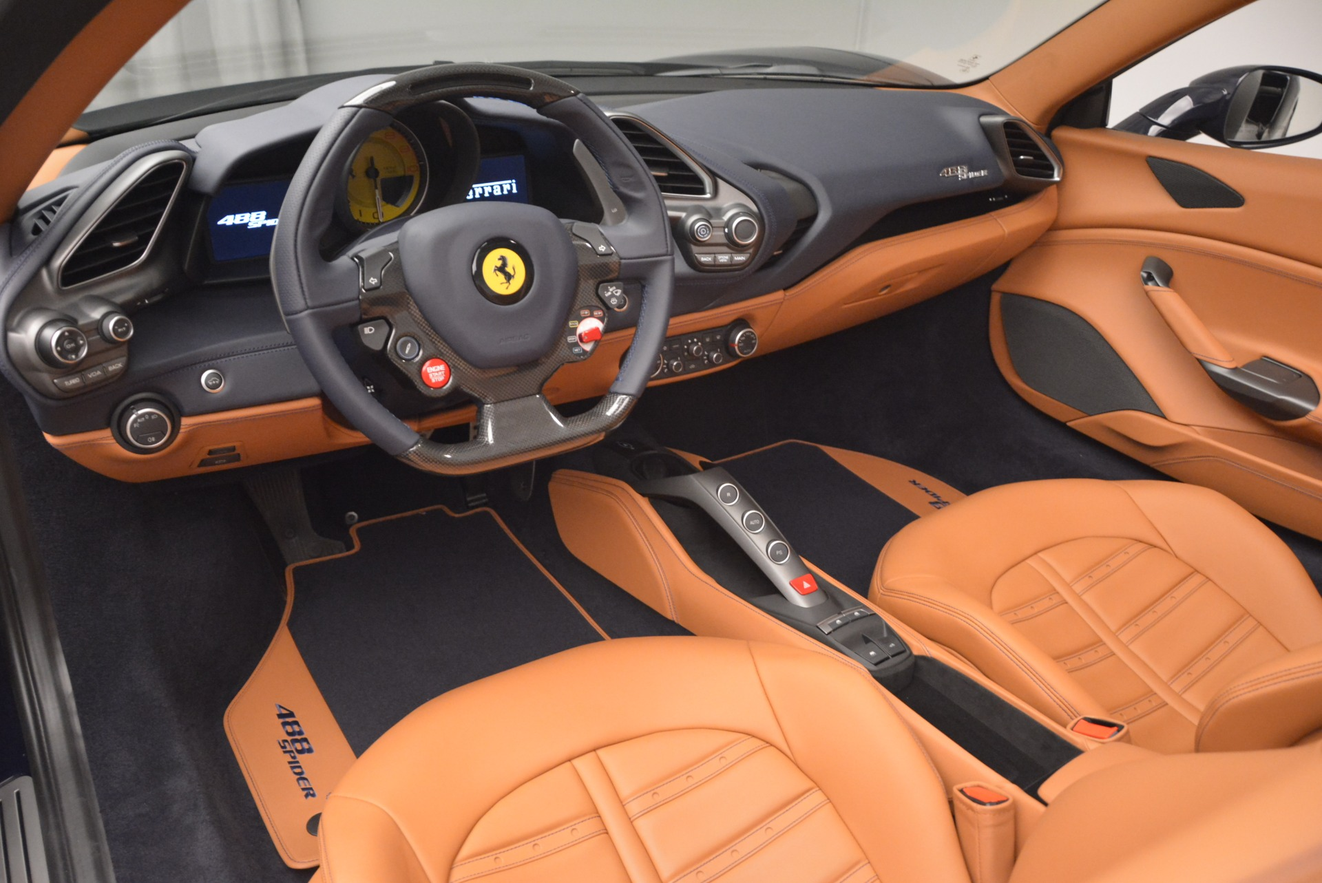Used 2018 Ferrari 488 Spider  For Sale In Westport, CT 3371_p25