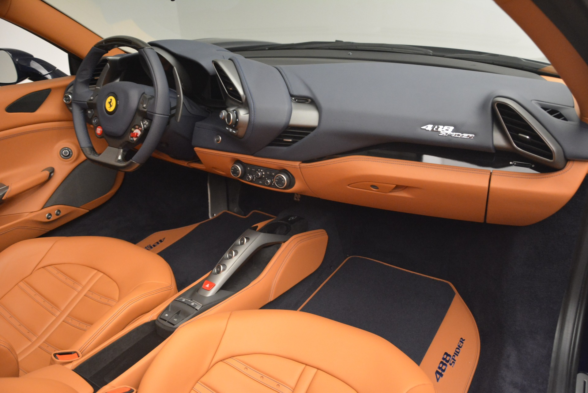 Used 2018 Ferrari 488 Spider  For Sale In Westport, CT 3371_p29