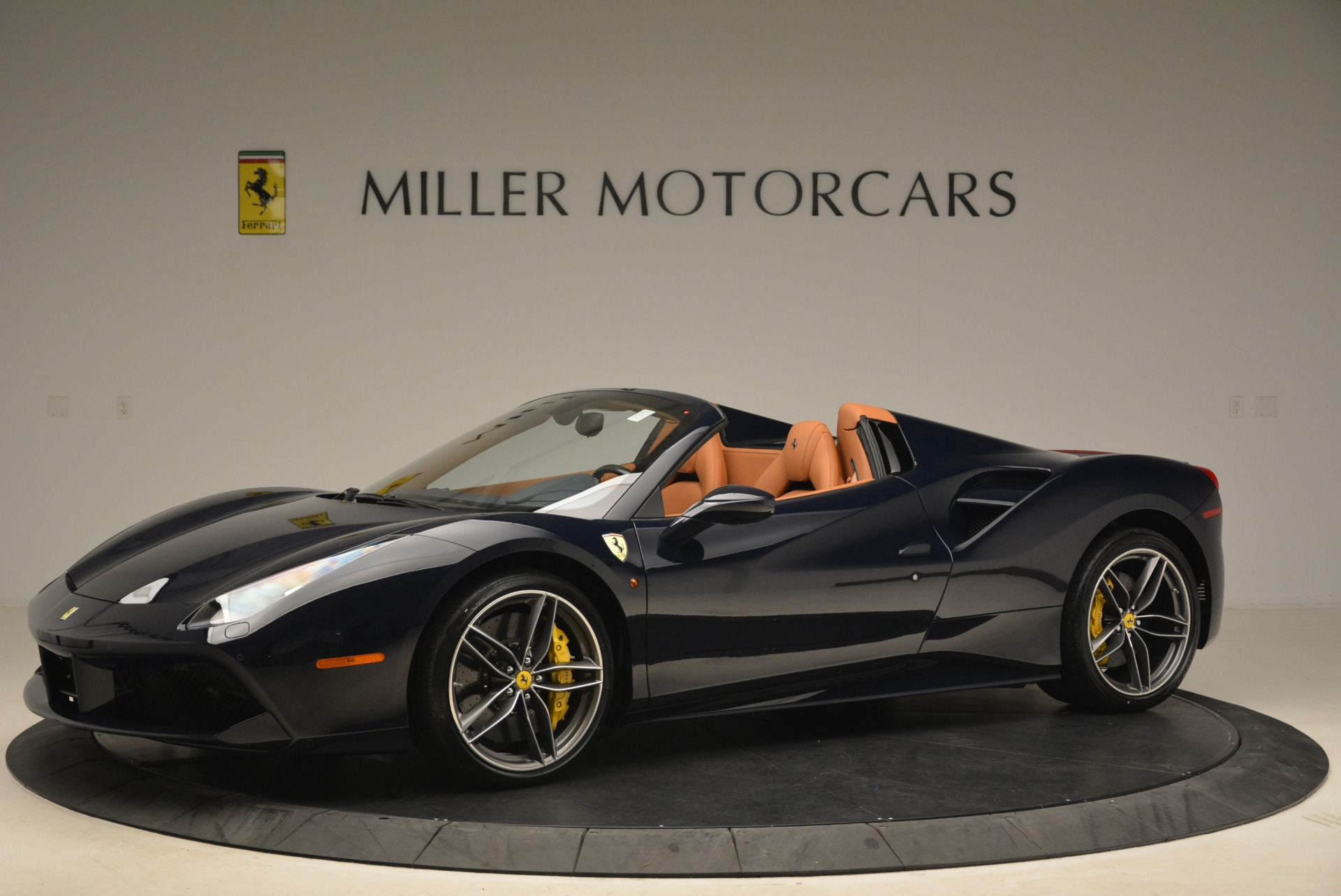 Used 2018 Ferrari 488 Spider  For Sale In Westport, CT 3371_p2