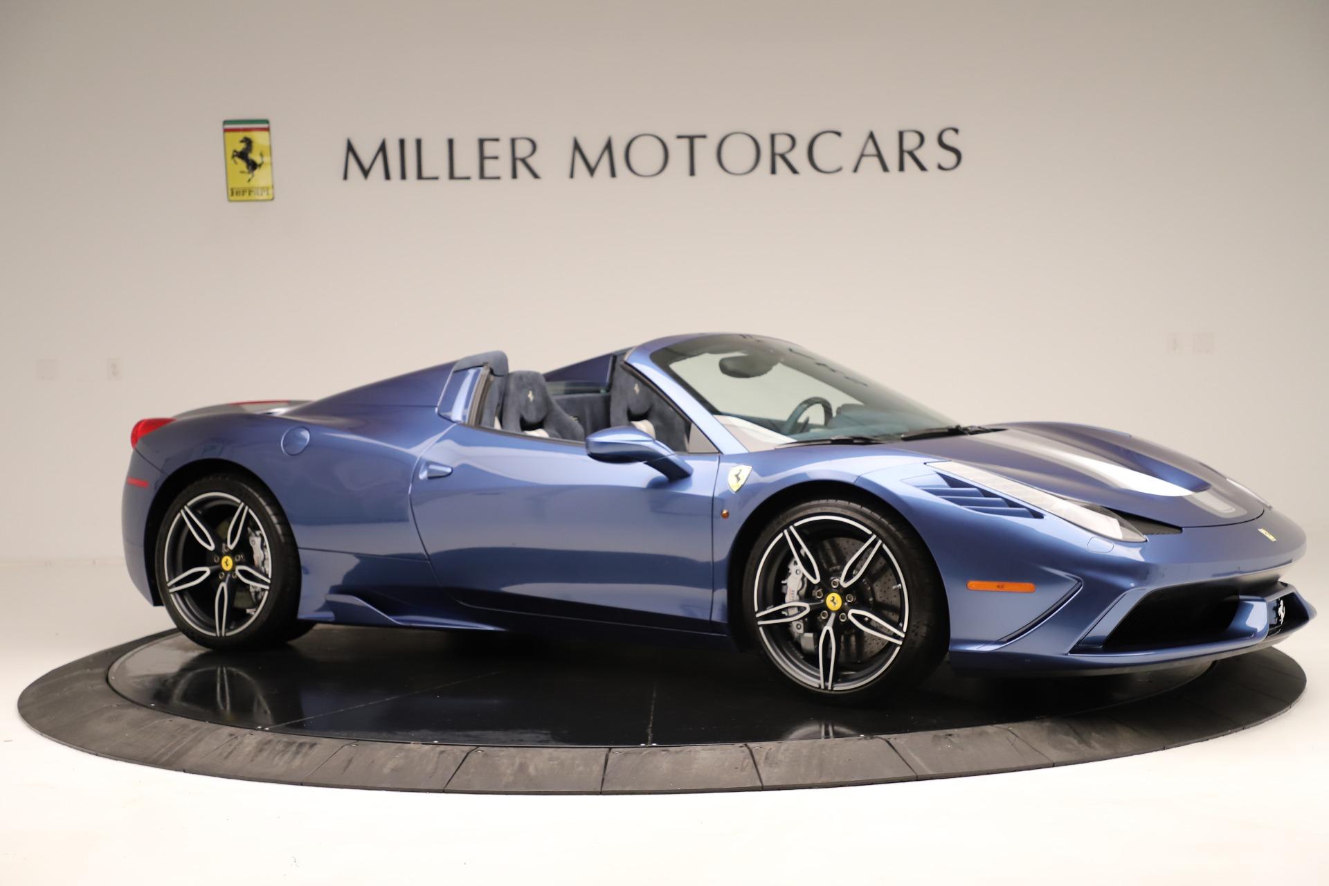 Used 2015 Ferrari 458 Speciale Aperta  For Sale In Westport, CT 3372_p11