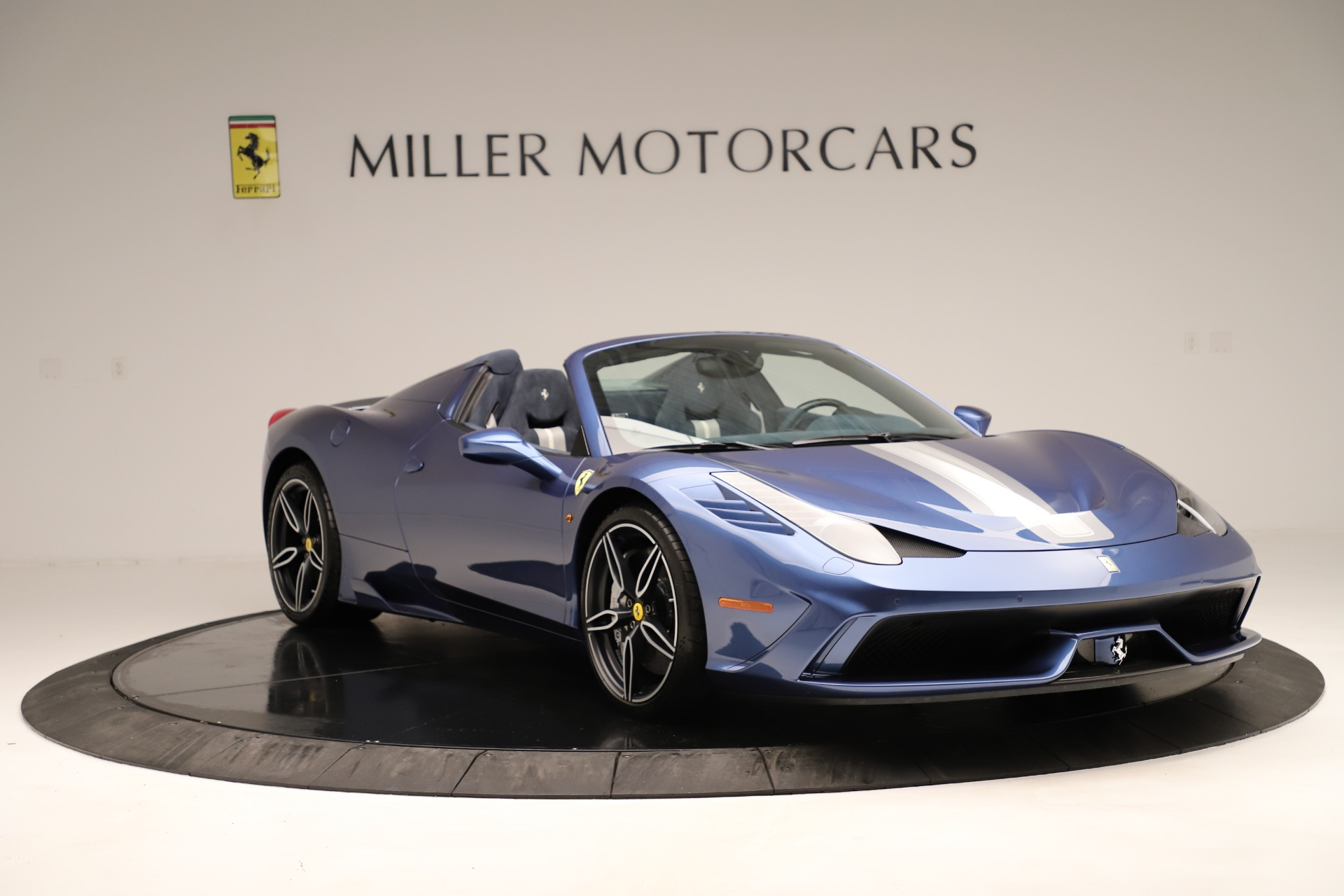 Used 2015 Ferrari 458 Speciale Aperta  For Sale In Westport, CT 3372_p12