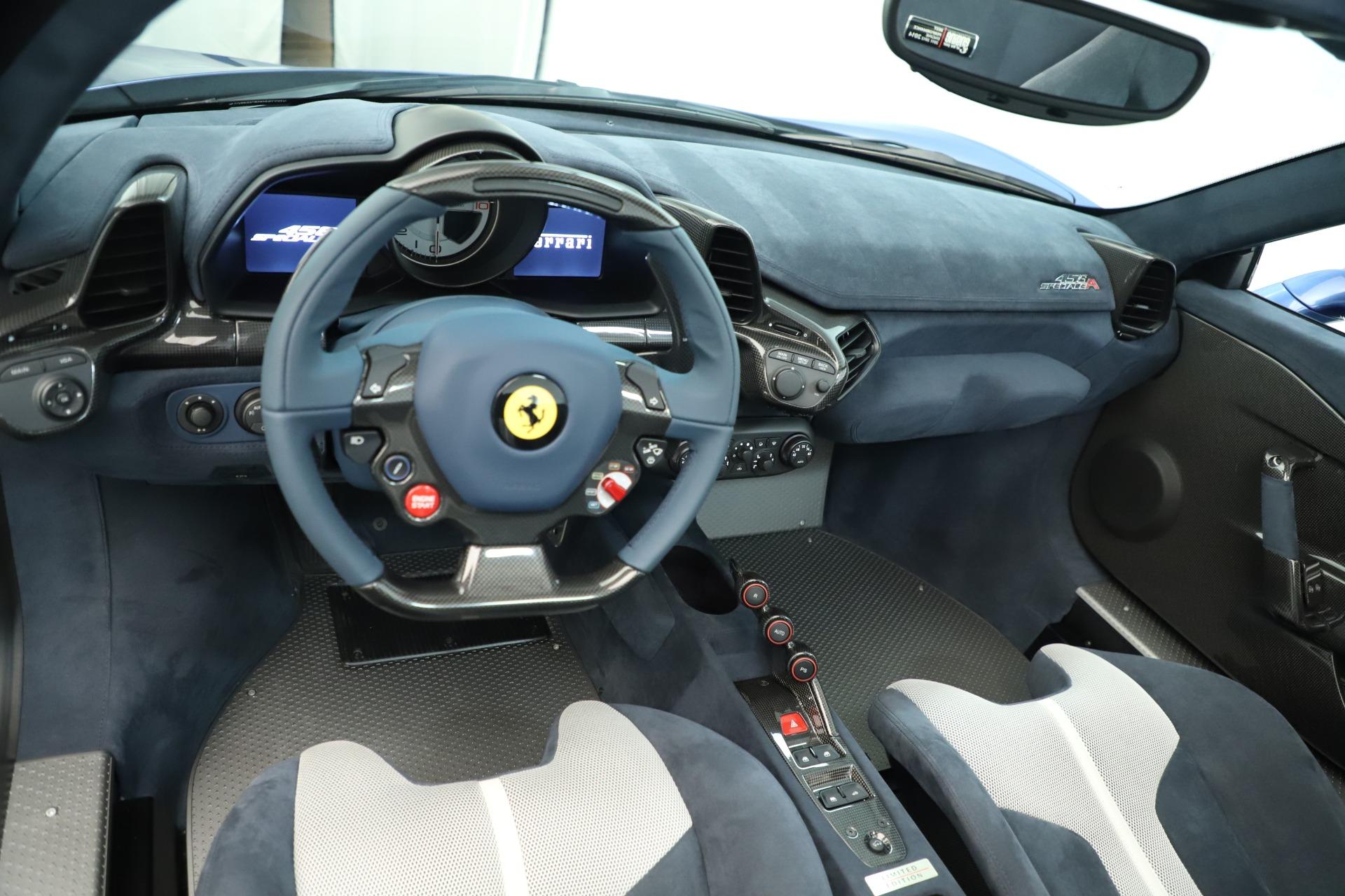 Used 2015 Ferrari 458 Speciale Aperta  For Sale In Westport, CT 3372_p21