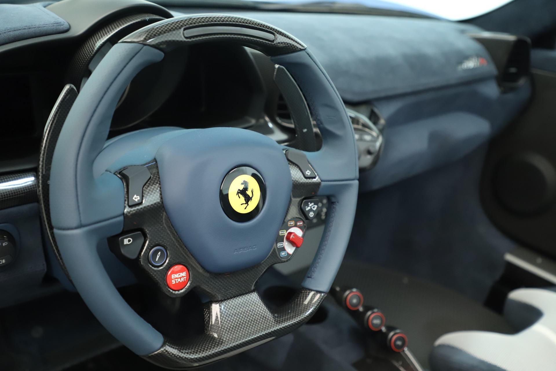 Used 2015 Ferrari 458 Speciale Aperta  For Sale In Westport, CT 3372_p25