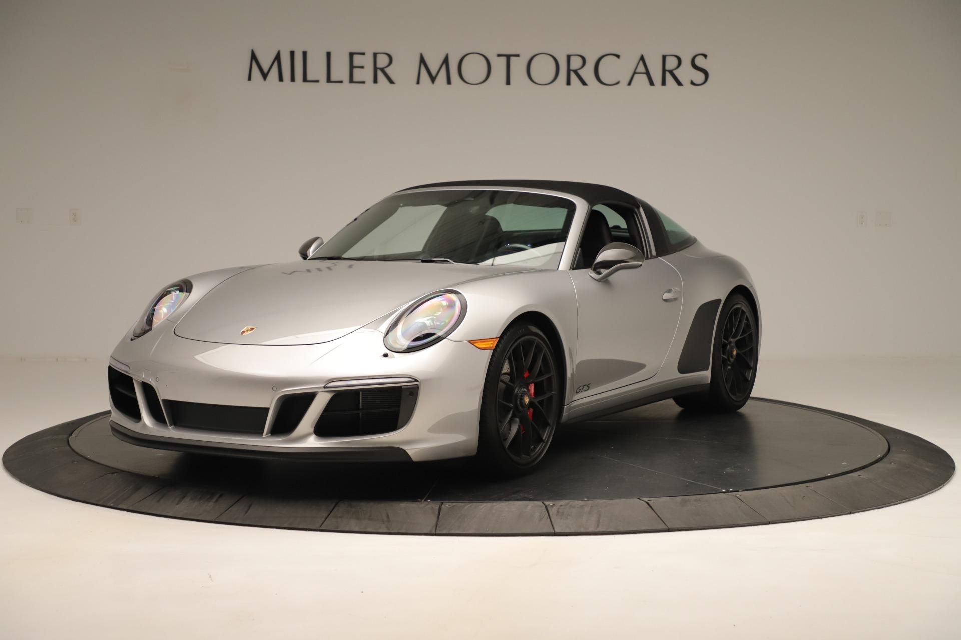 Used 2017 Porsche 911 Targa 4 GTS For Sale In Westport, CT 3374_p11