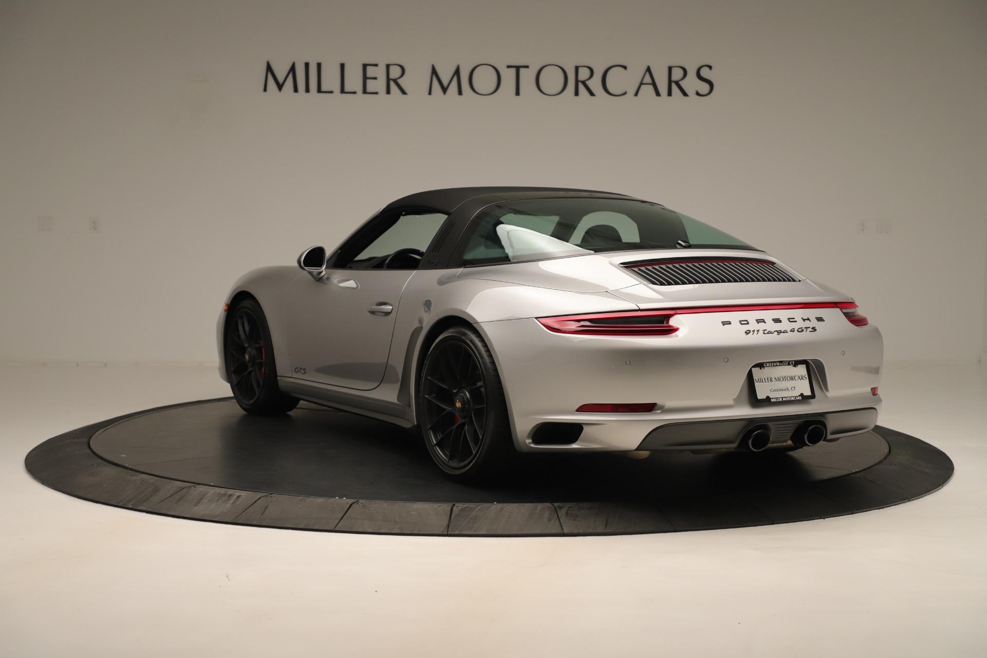 Used 2017 Porsche 911 Targa 4 GTS For Sale In Westport, CT 3374_p13