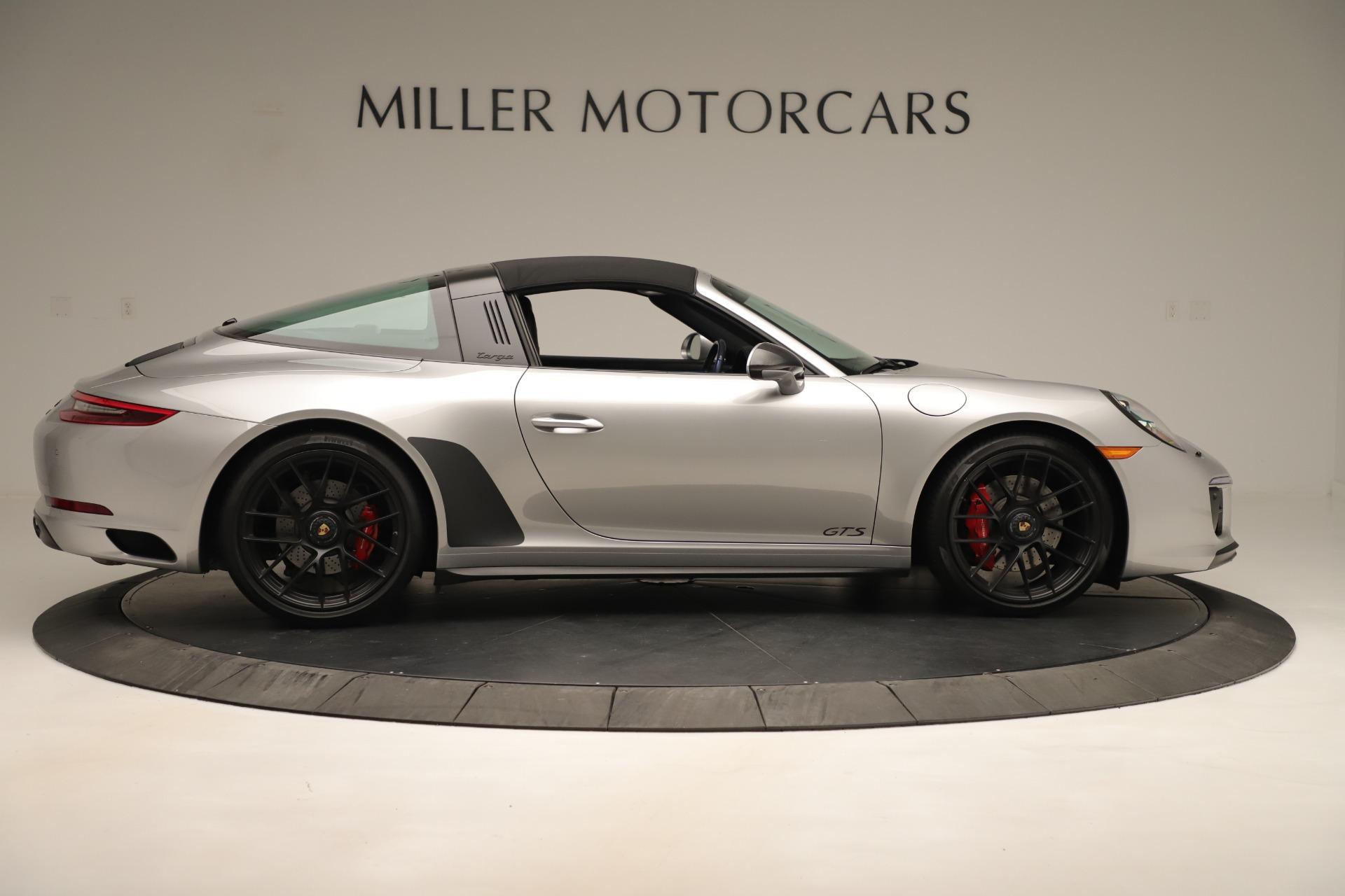 Used 2017 Porsche 911 Targa 4 GTS For Sale In Westport, CT 3374_p15