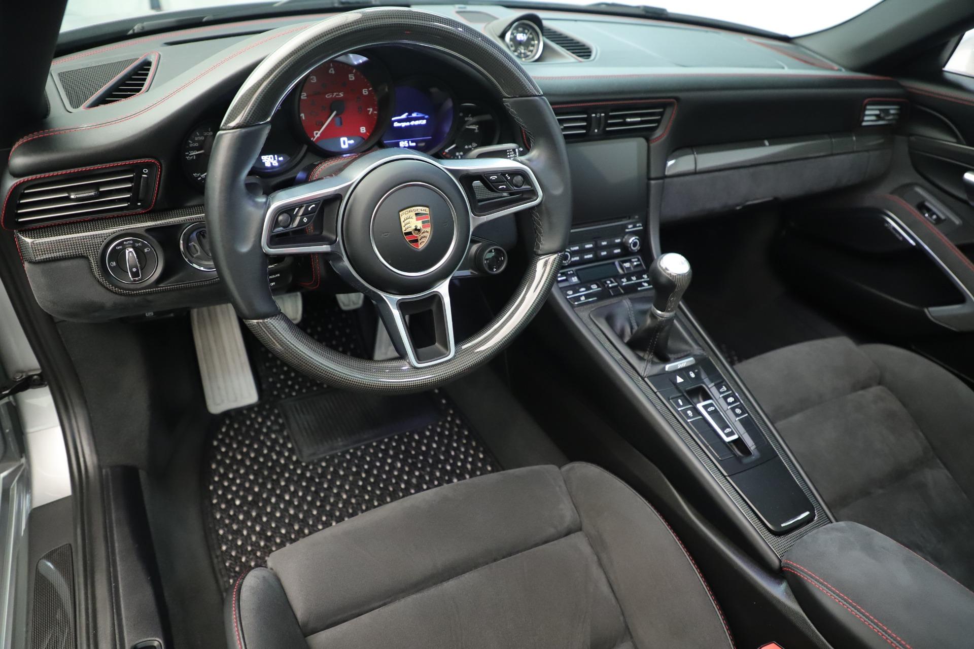 Used 2017 Porsche 911 Targa 4 GTS For Sale In Westport, CT 3374_p18