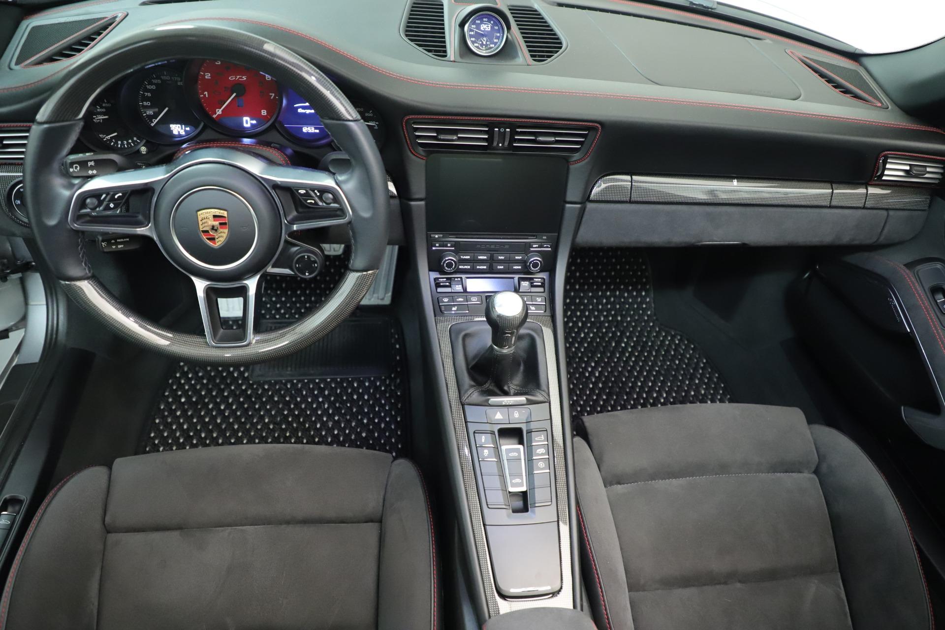 Used 2017 Porsche 911 Targa 4 GTS For Sale In Westport, CT 3374_p24