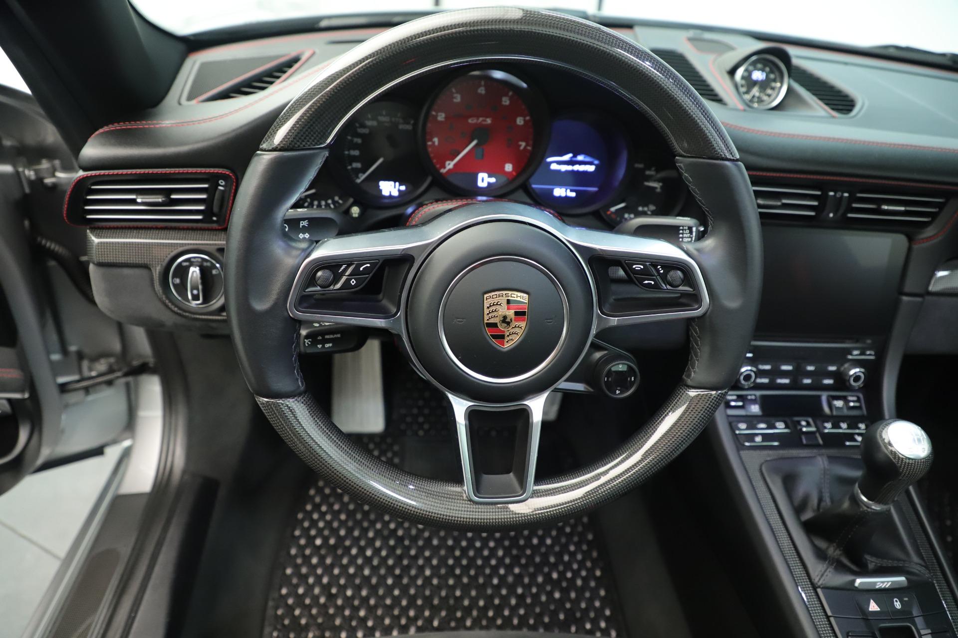 Used 2017 Porsche 911 Targa 4 GTS For Sale In Westport, CT 3374_p25