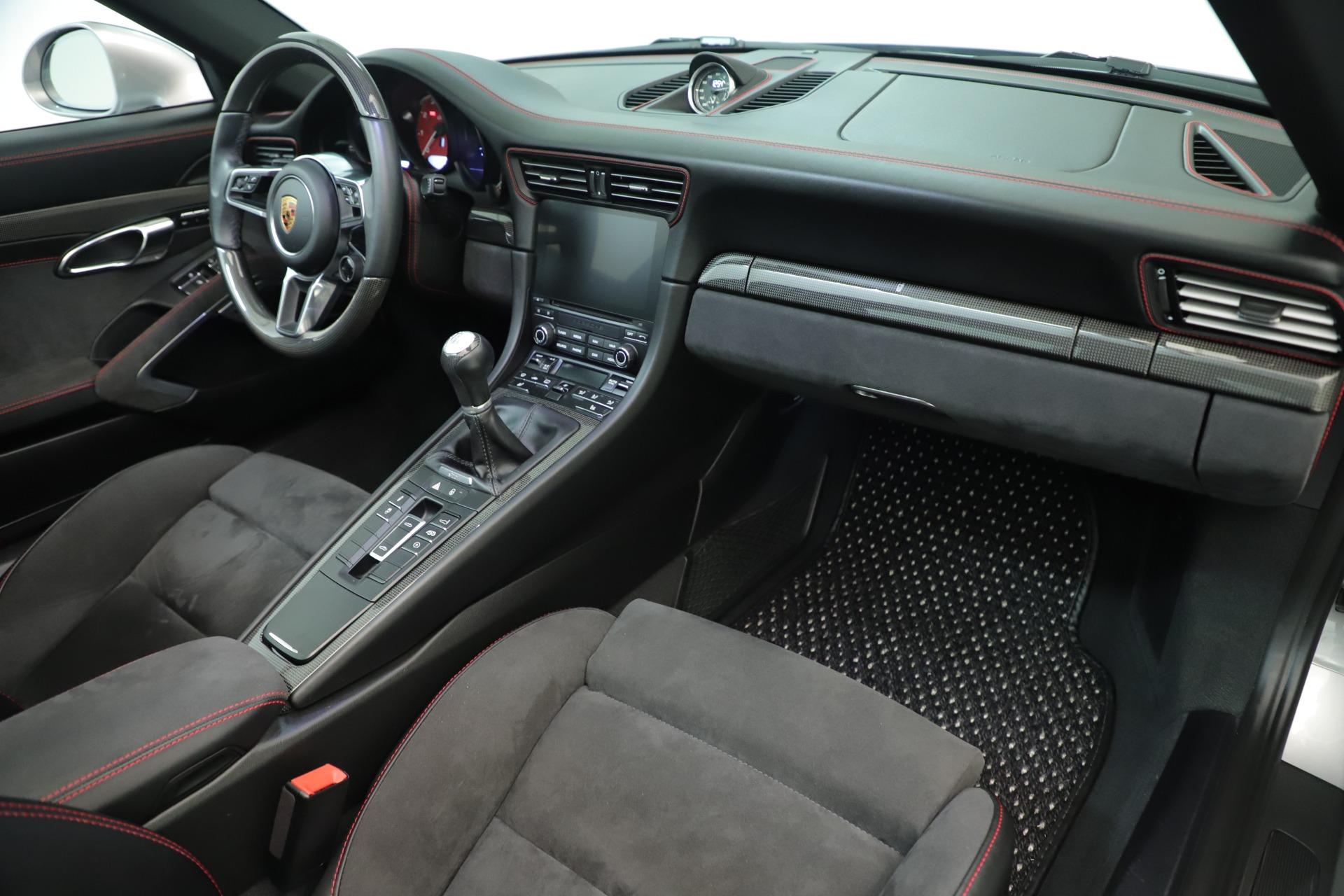 Used 2017 Porsche 911 Targa 4 GTS For Sale In Westport, CT 3374_p26
