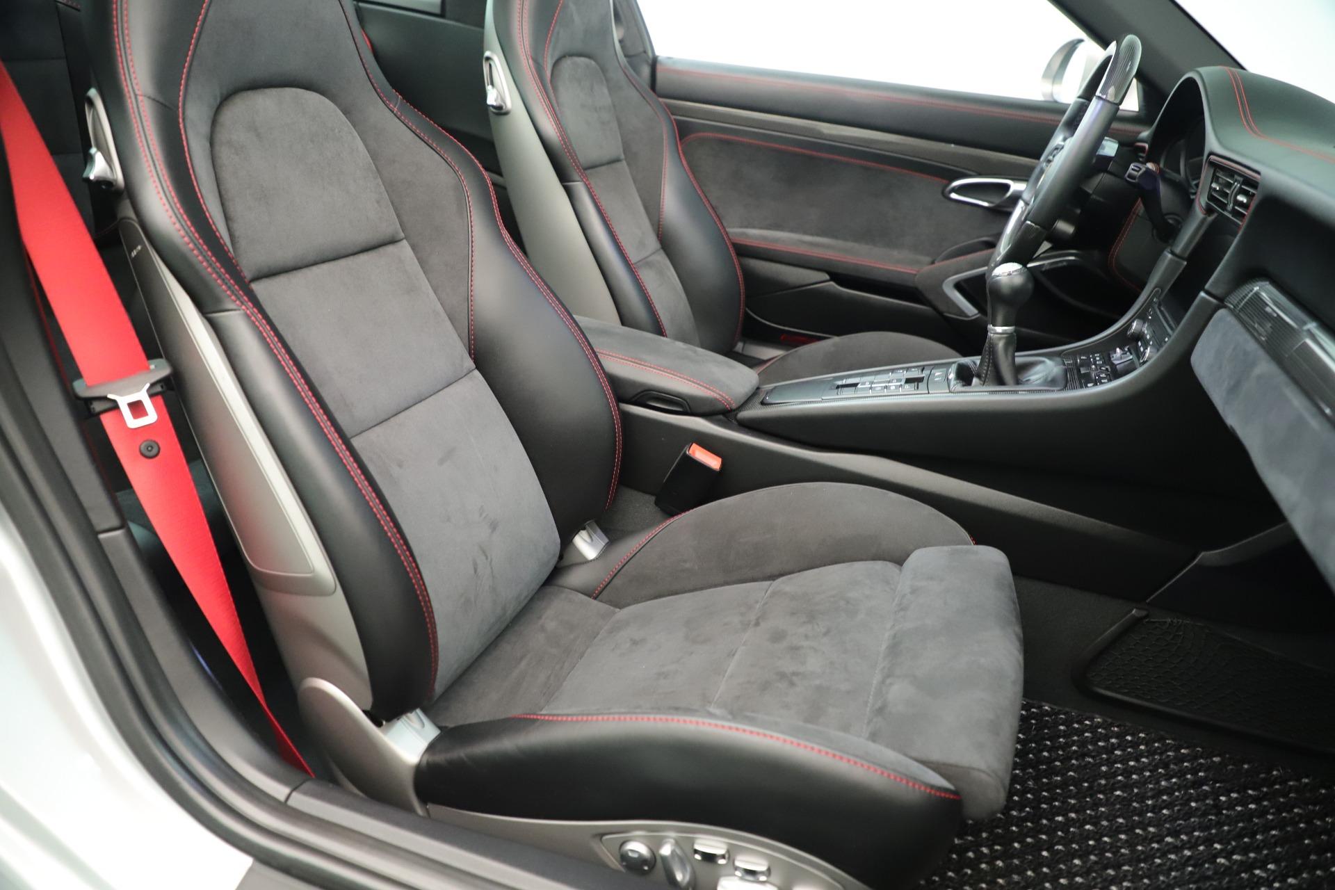 Used 2017 Porsche 911 Targa 4 GTS For Sale In Westport, CT 3374_p28