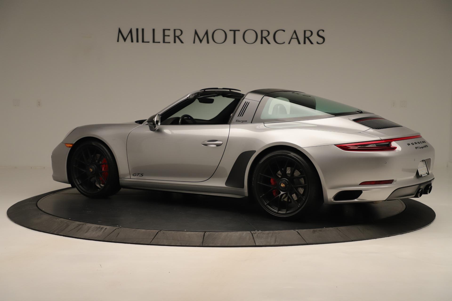 Used 2017 Porsche 911 Targa 4 GTS For Sale In Westport, CT 3374_p4