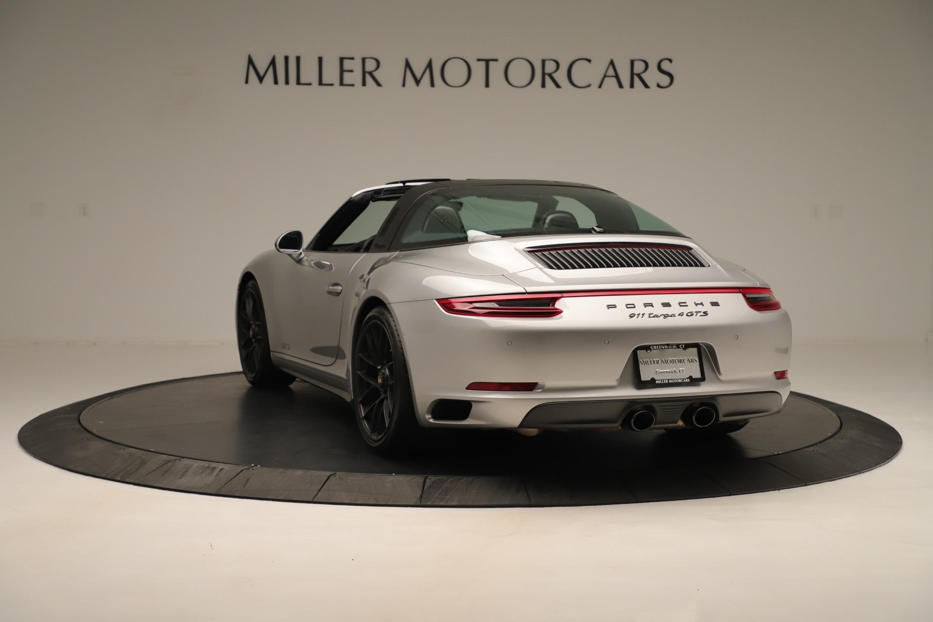 Used 2017 Porsche 911 Targa 4 GTS For Sale In Westport, CT 3374_p5